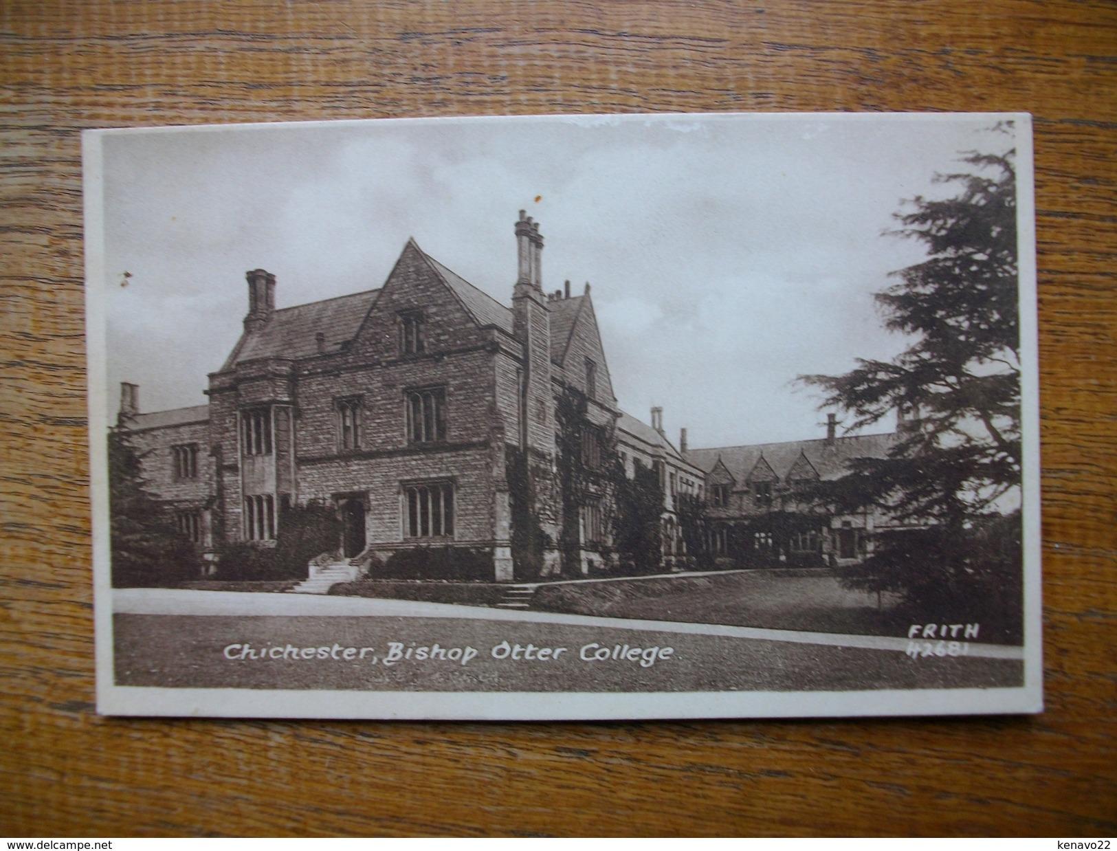 Chichester , Bishop Otter College - Chichester