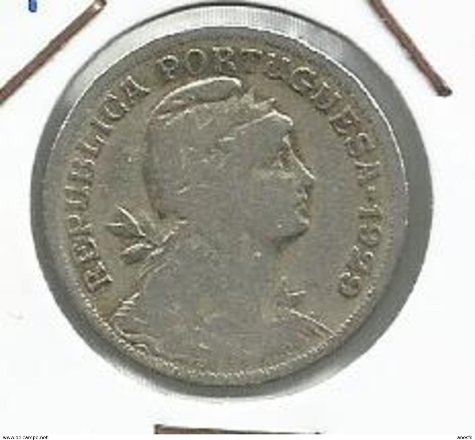 Portugal_1929_50 Centavos. - Portugal