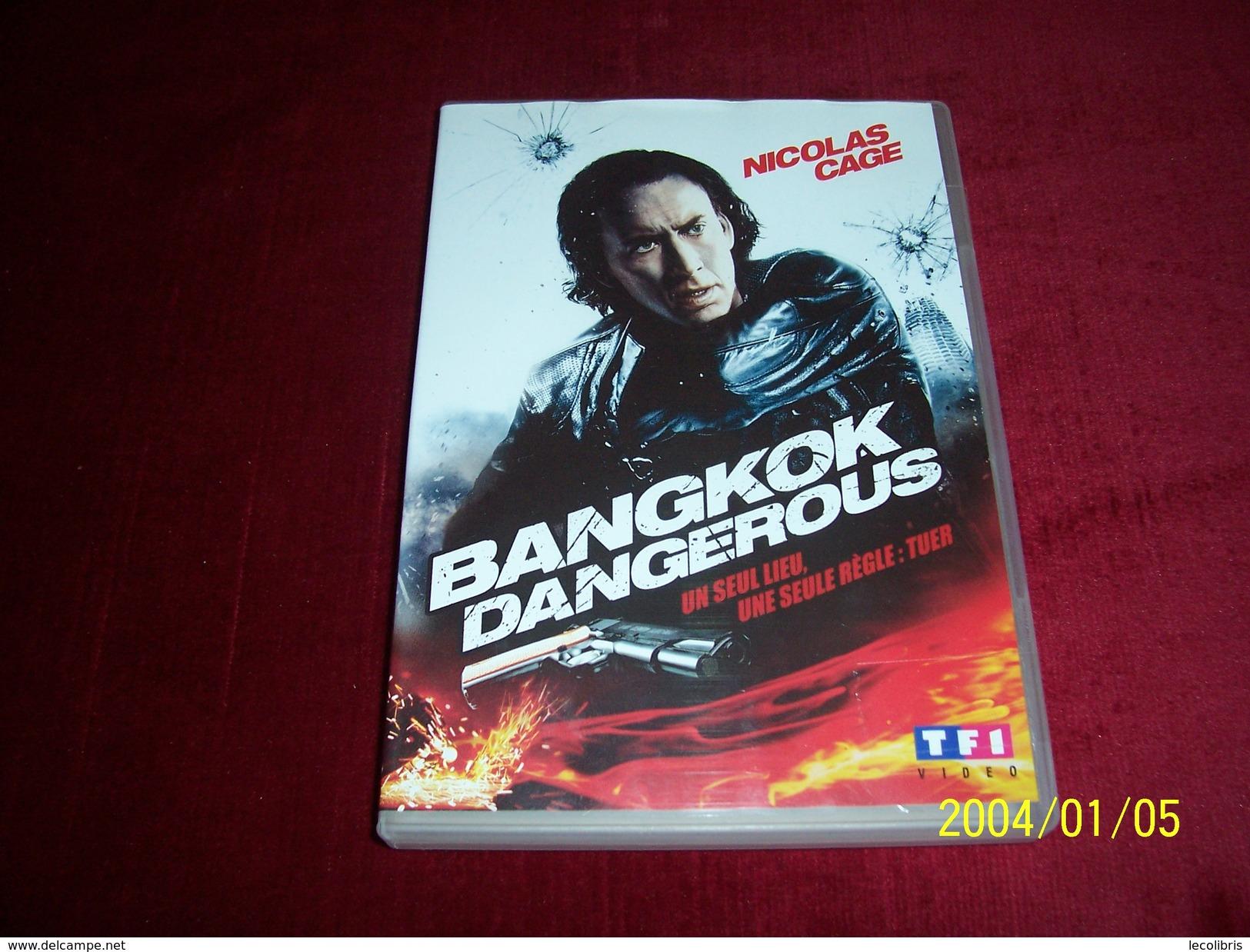 BANGKOK DANGEROUS AVEC NICOLAS CAGE - Policiers