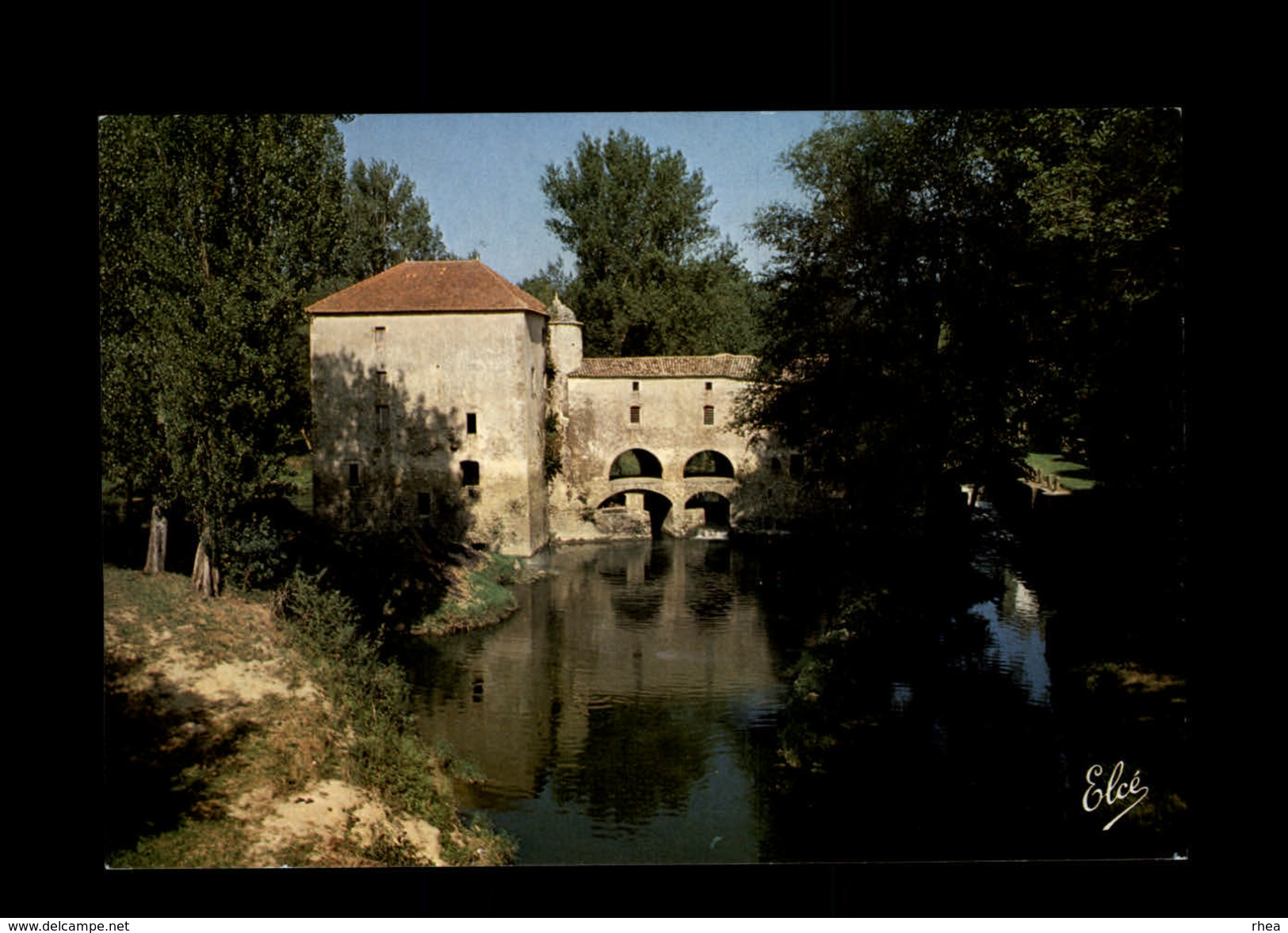 33 - BAGAS - Moulin à Eau - France