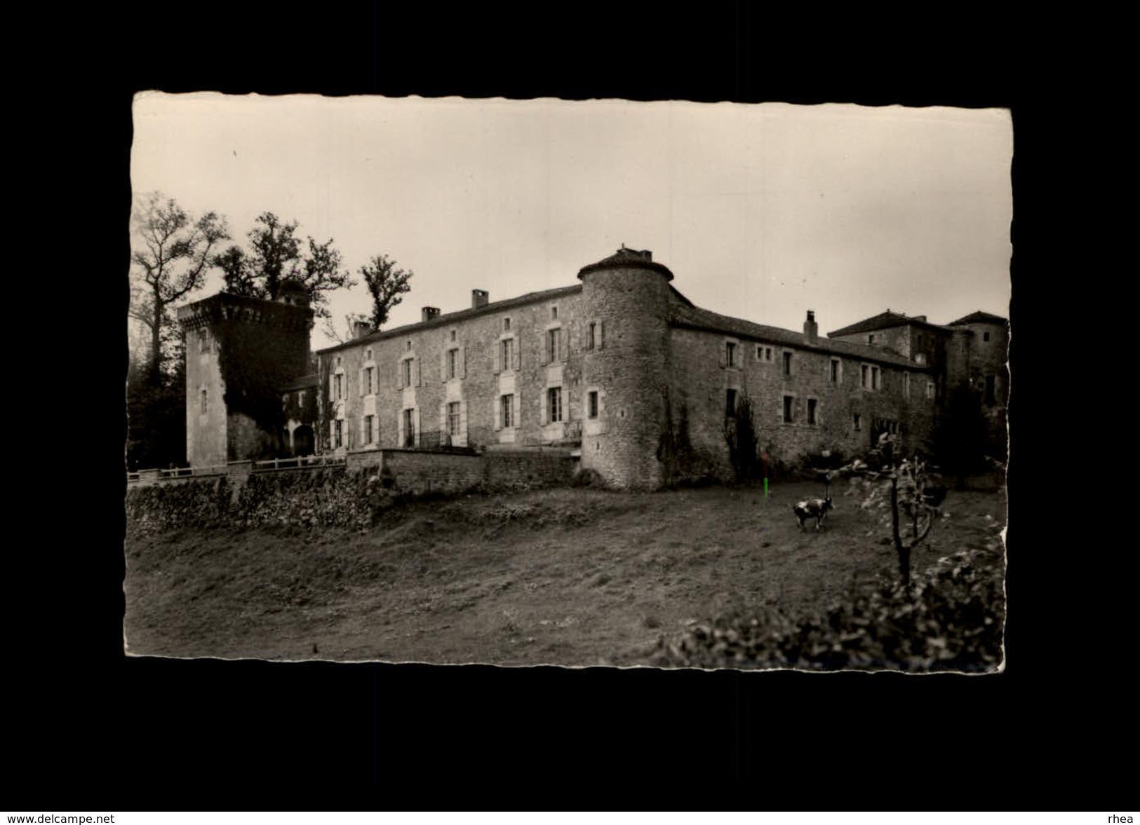 16 - RANCOGNE - Chateau - France