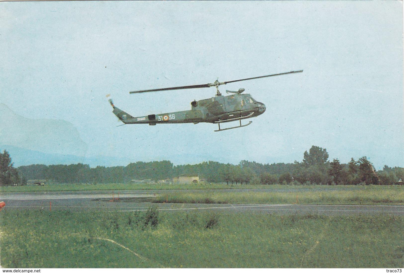 ELICOTTERO A TURBINA AUGUSTA - BELL AB 204 - Elicotteri