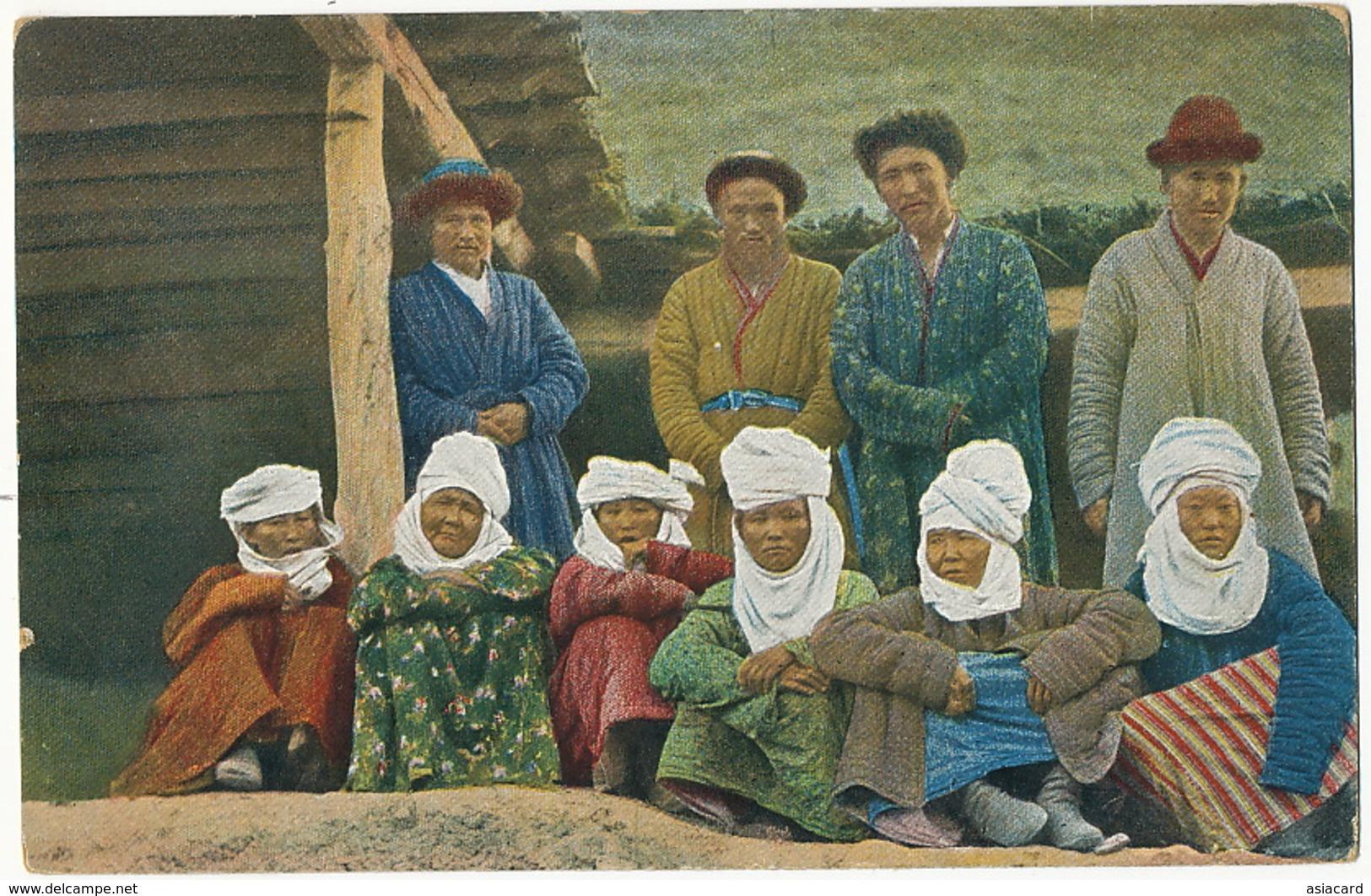 229  Die Kirgisen Ein Russisches Nomadenvolk - Kirghizistan