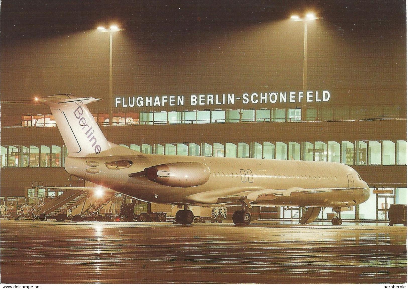 Berline - Fokker F-100 (Airline Issue ?) - 1946-....: Moderne