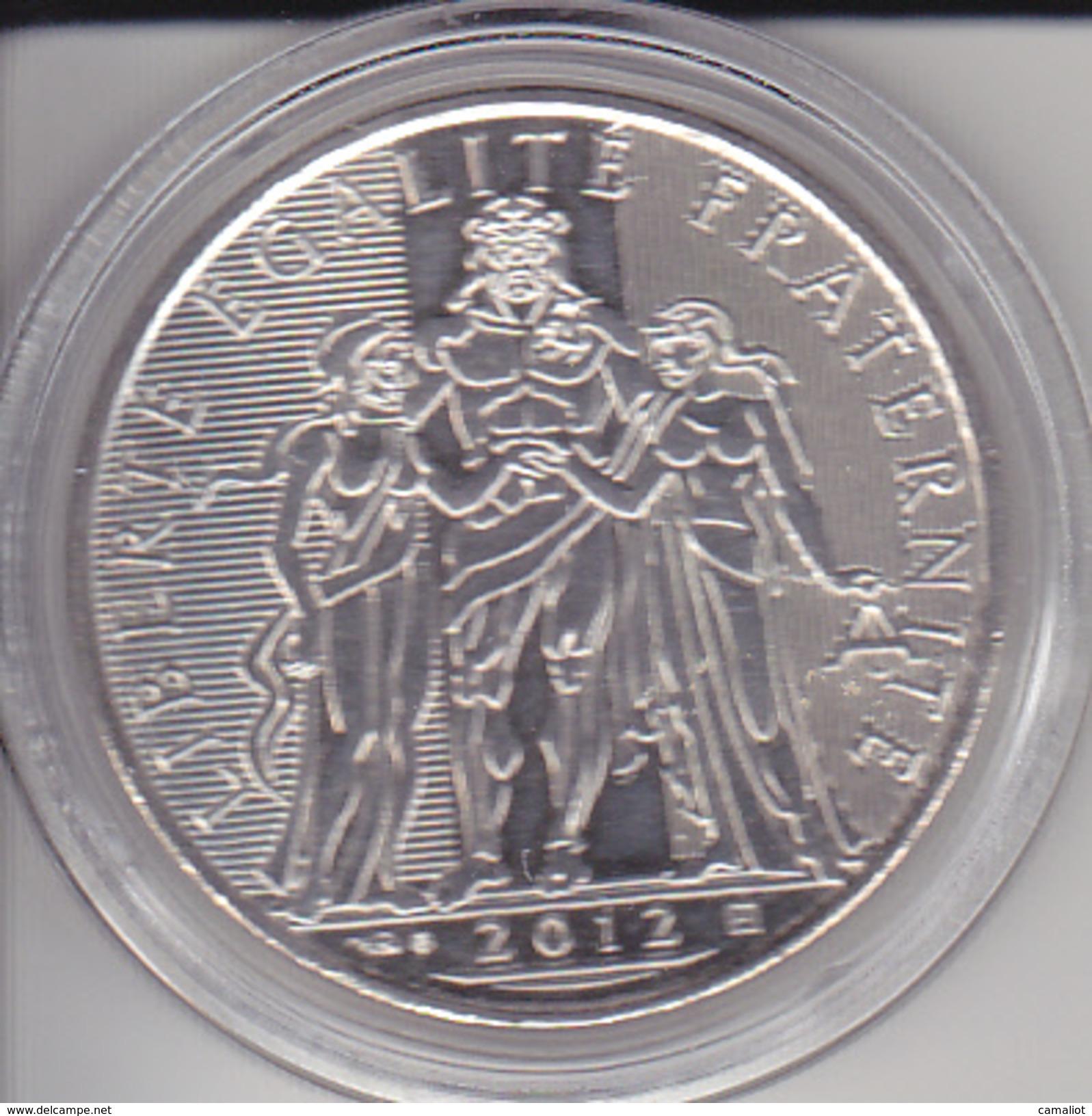 P10Fra04 : 10€ Hercule 2012. - France