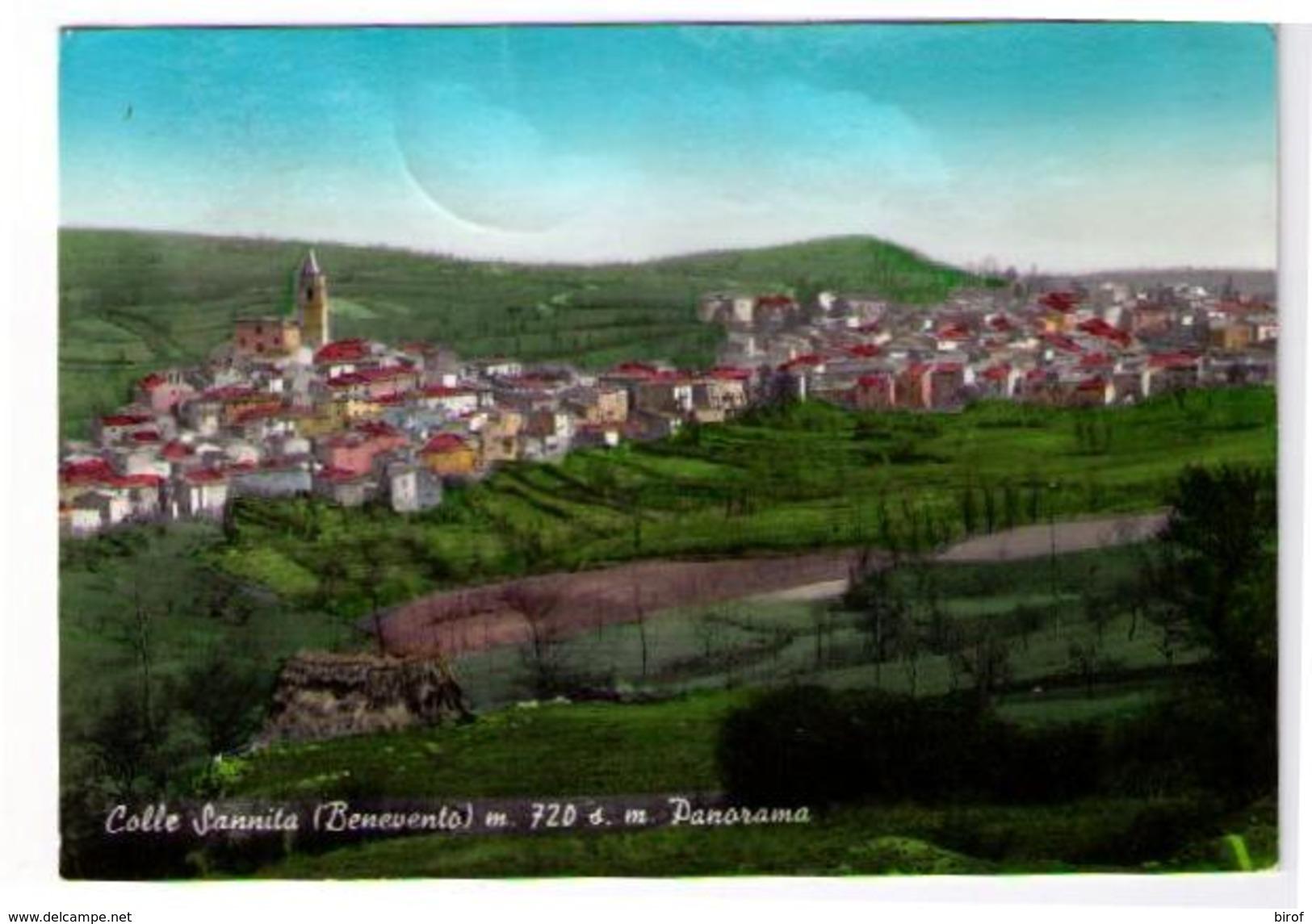 COLLE SANNITA M . 720 S.M. PANORAMA BENEVENTO -  (BN) - Benevento