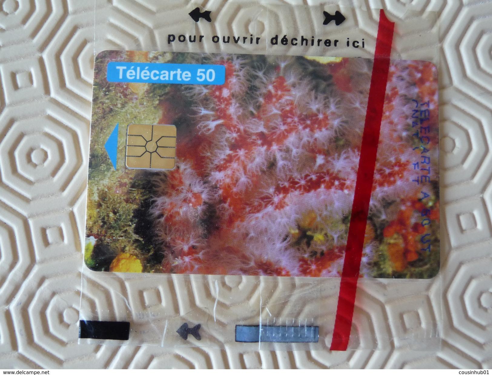 Télécarte MONACO - Neuve Sous BLISTER - 50 Unités - Association Monégasque Pour La Protection De La Nature 01/95 - Monaco