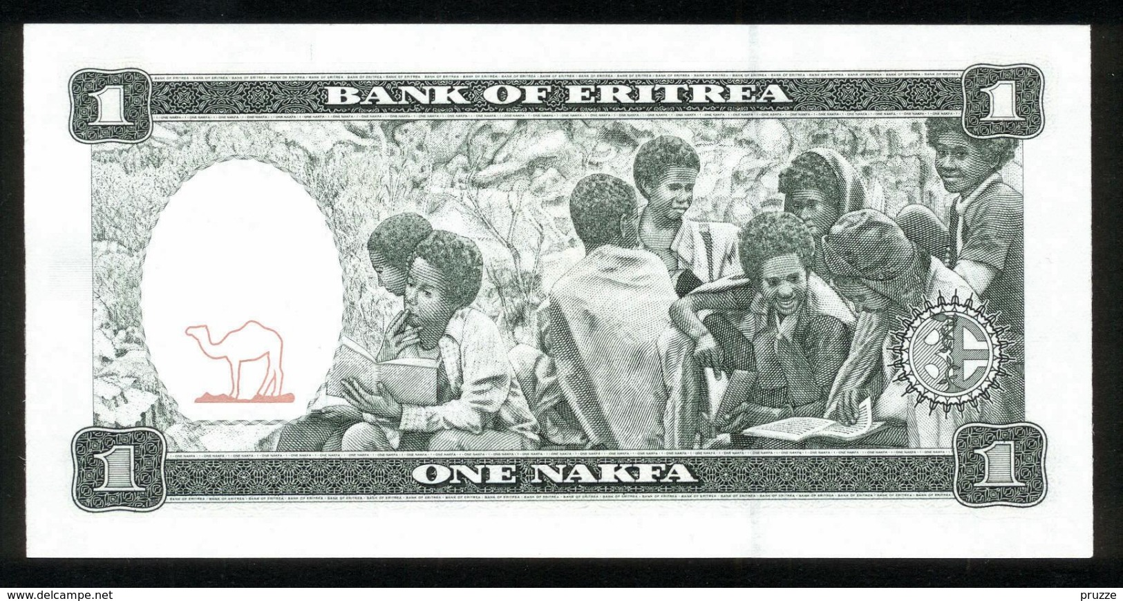 Eritrea 1997, 1 Nakfa - UNC - AN 6349486 - Eritrea