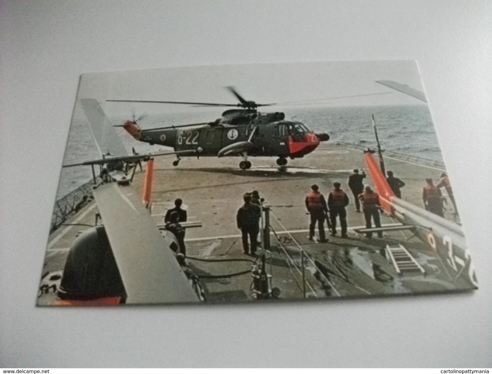 ELICOTTERO ANTISOM SIKORSKY SHSD - Elicotteri