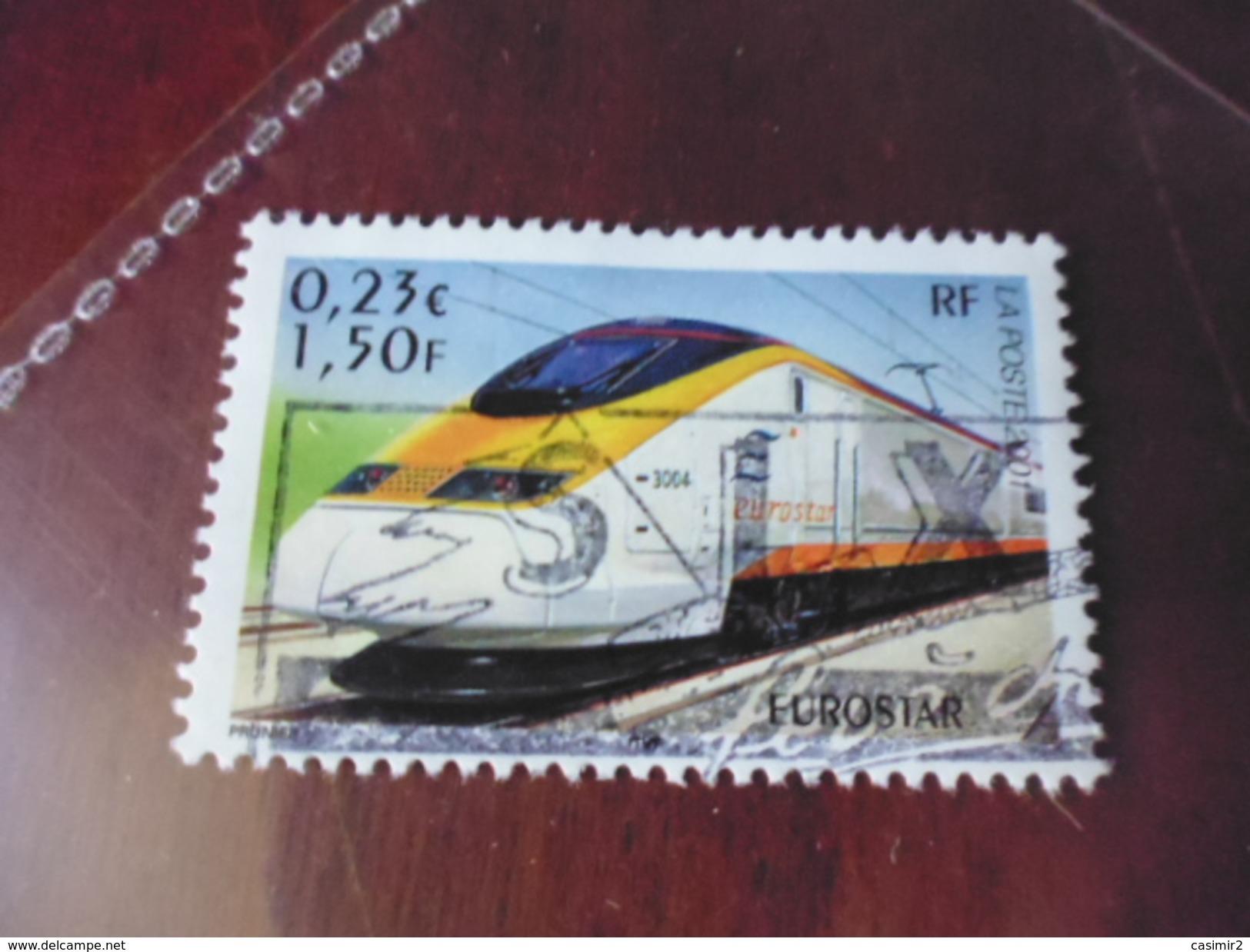 OBLITERATION CHOISIE  SUR TIMBRE Yvert N° 3405 - Frankreich