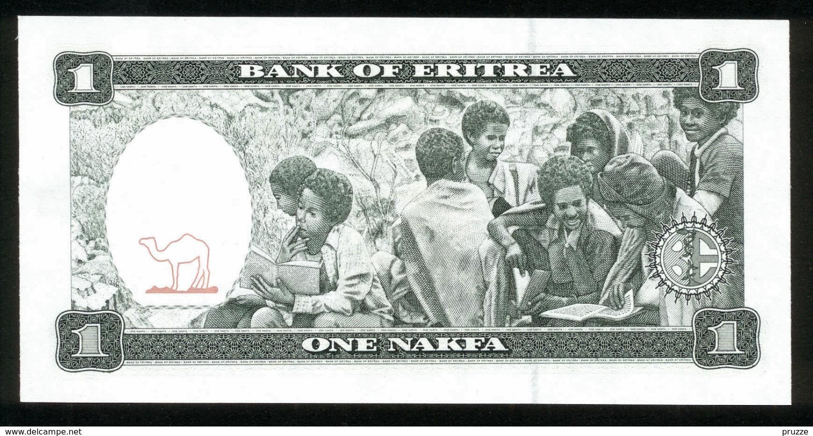 Eritrea 1997, 1 Nakfa - UNC - AN 6349405 - Eritrea