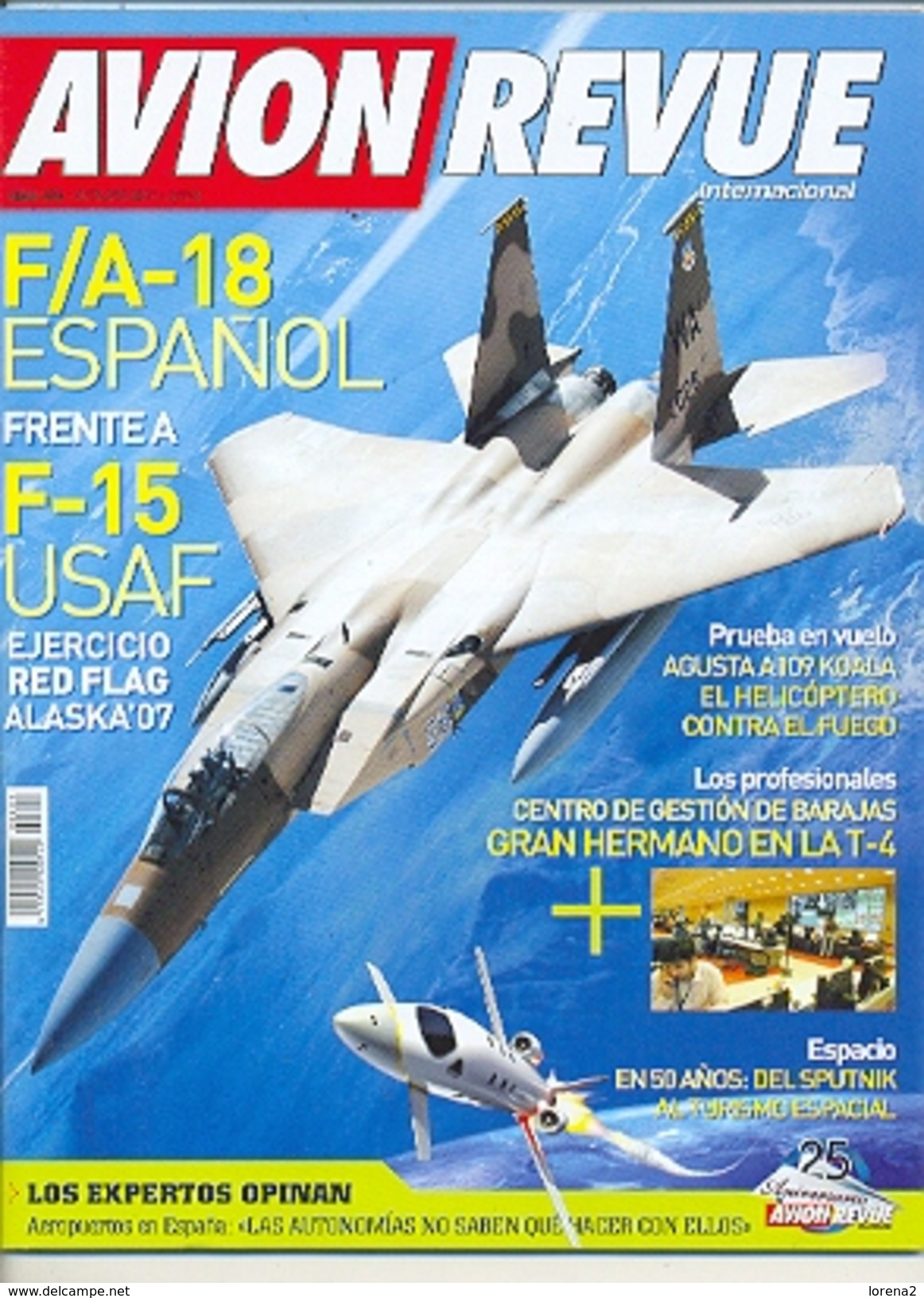 Revista Avion Revue Internacional. Nº 304. (ref.avirev-304) - Aviación