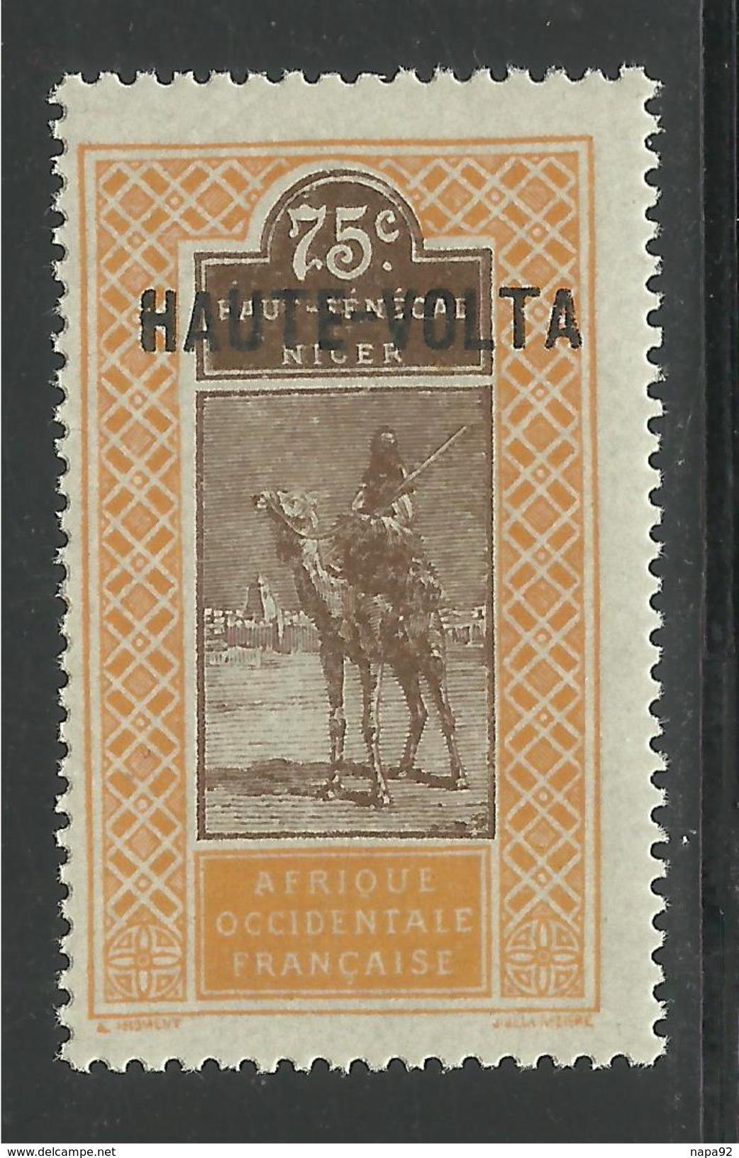 HAUTE VOLTA 1920 YT 14** - Ungebraucht