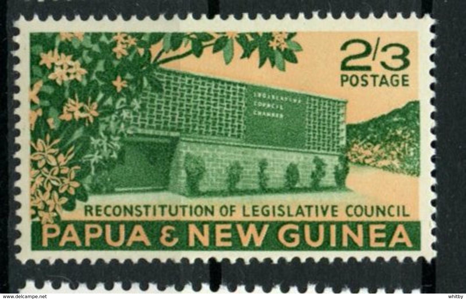 Papua New Guinea 1961 2sh3p Legislative Council Issue #149 - Papua New Guinea