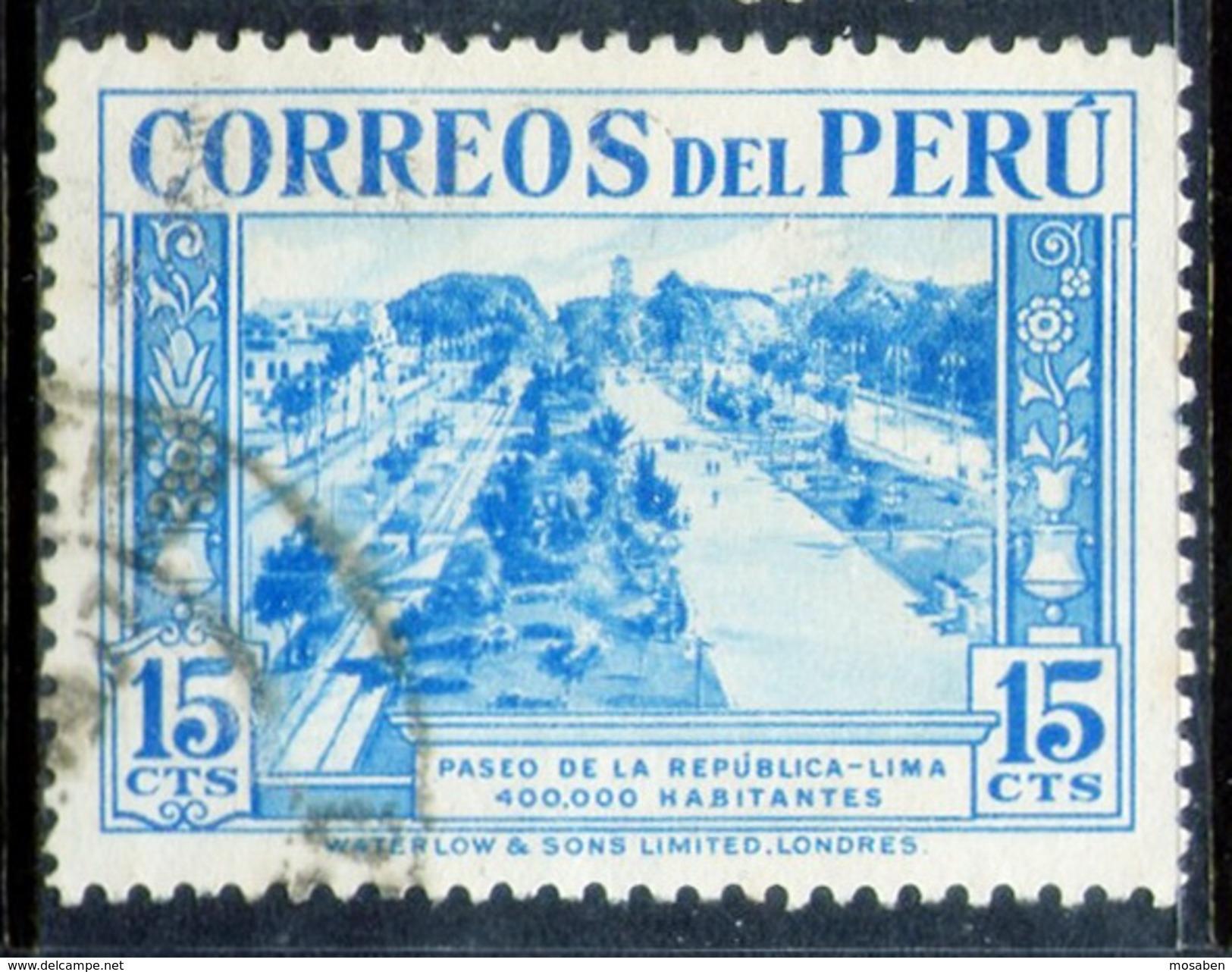 PERÚ-Yv. 338-PER-8049 - Peru