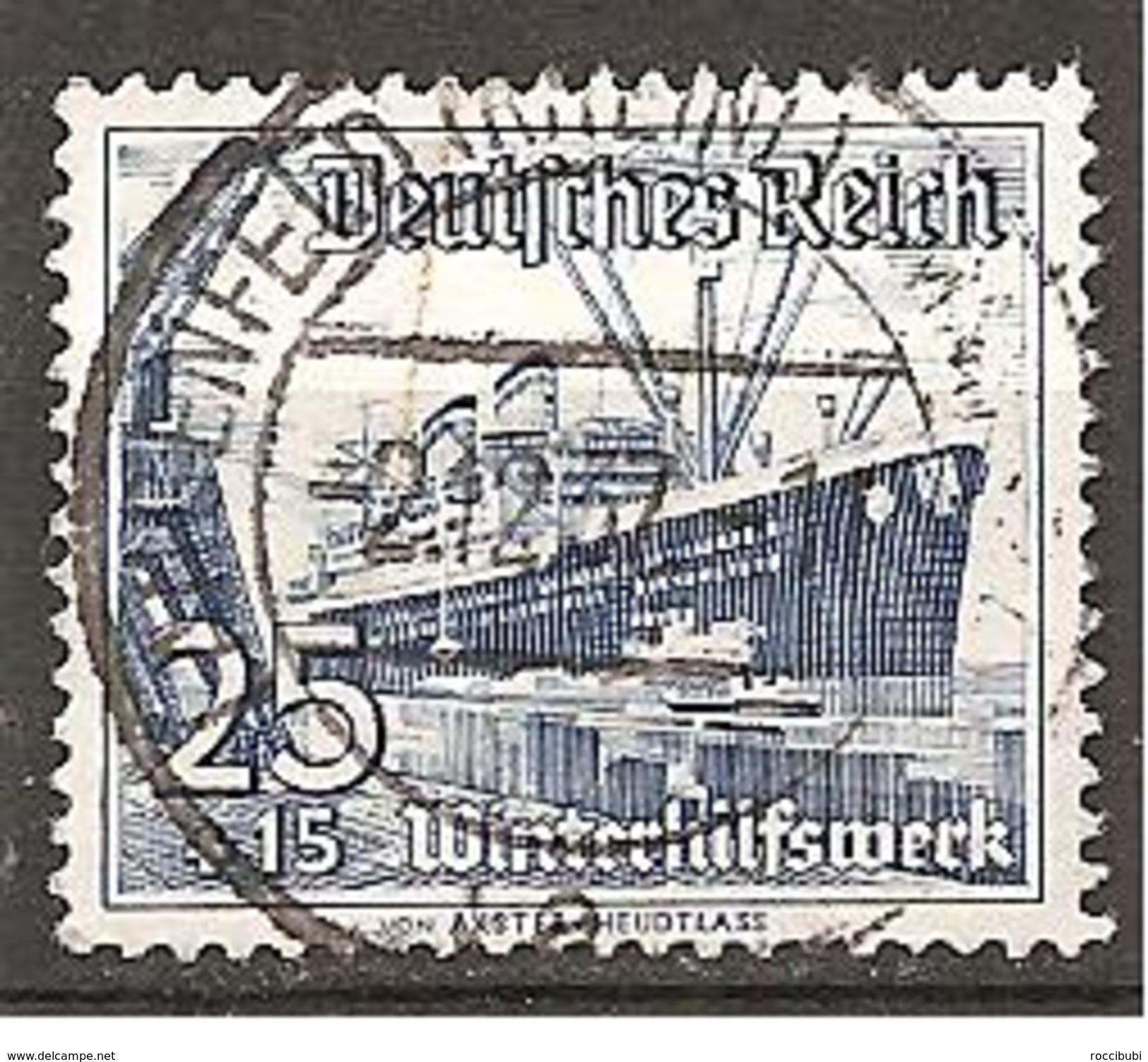 DR 1937 // Michel 658 O (15.208) - Deutschland