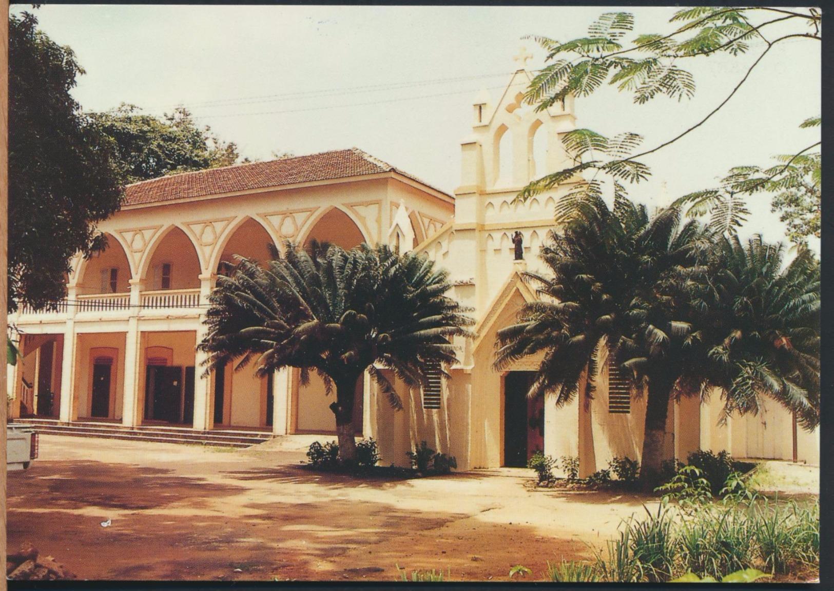 °°° 3600 - GUINEE - CONAKRY - L'ARCHEVECHE °°° - Guinea
