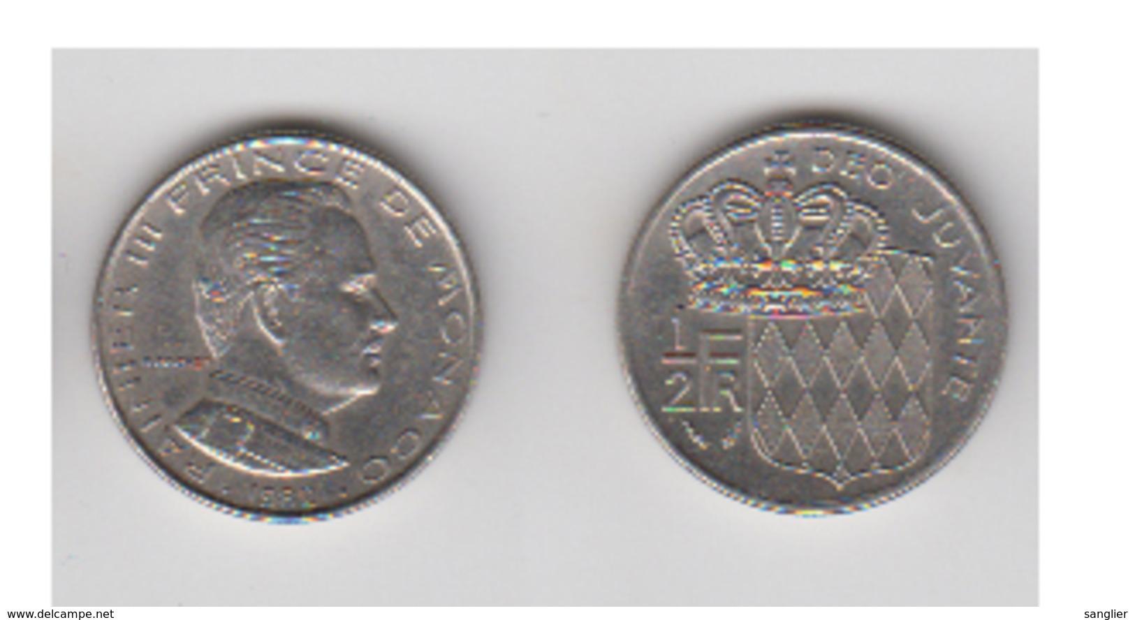 1/2 FR 1982 - Monaco