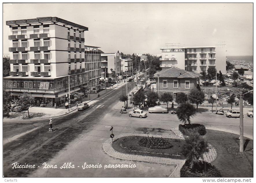Italie - Riccione - Zona Alba - Scorcio Panoramico - Rimini