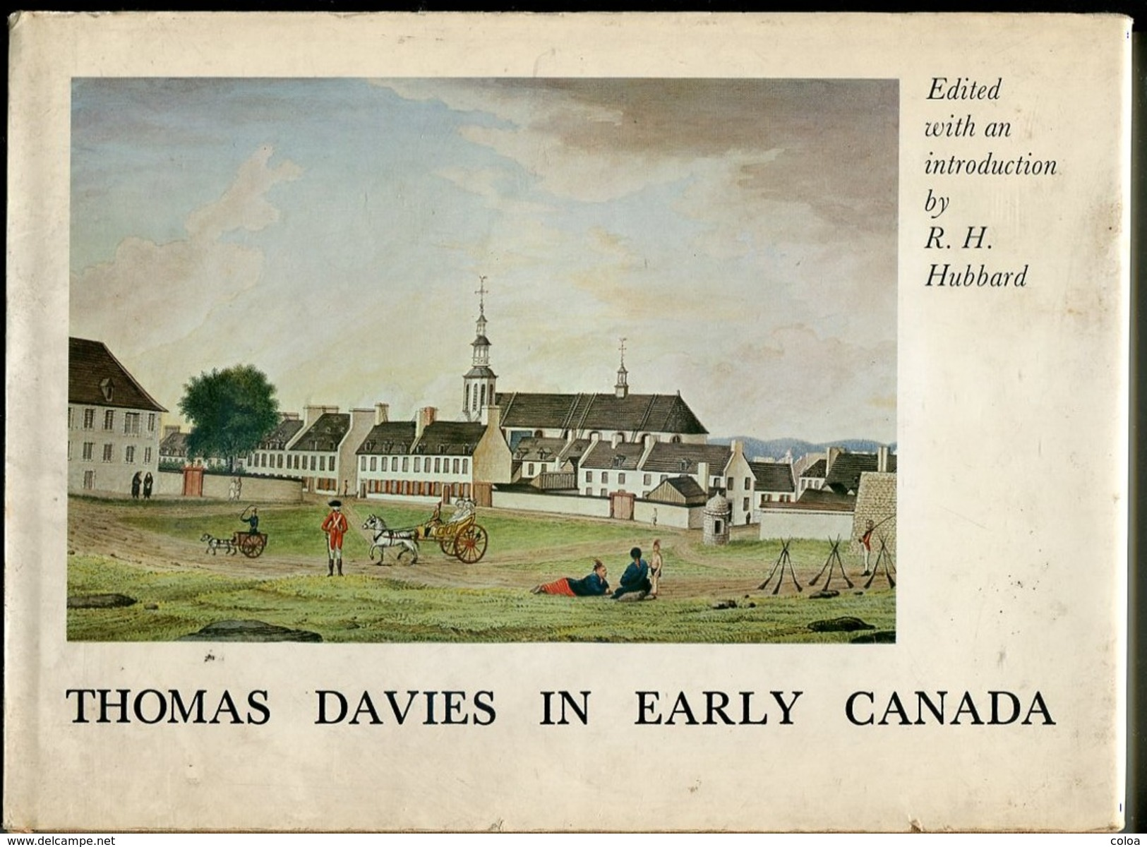Thomas Davies In Early Canada - 1950-Maintenant