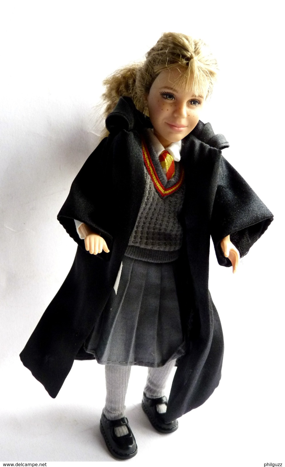 FIGURINE POUPEE HARRY POTTER MATTEL 2001 HERMIONE GRANDGER - Harry Potter