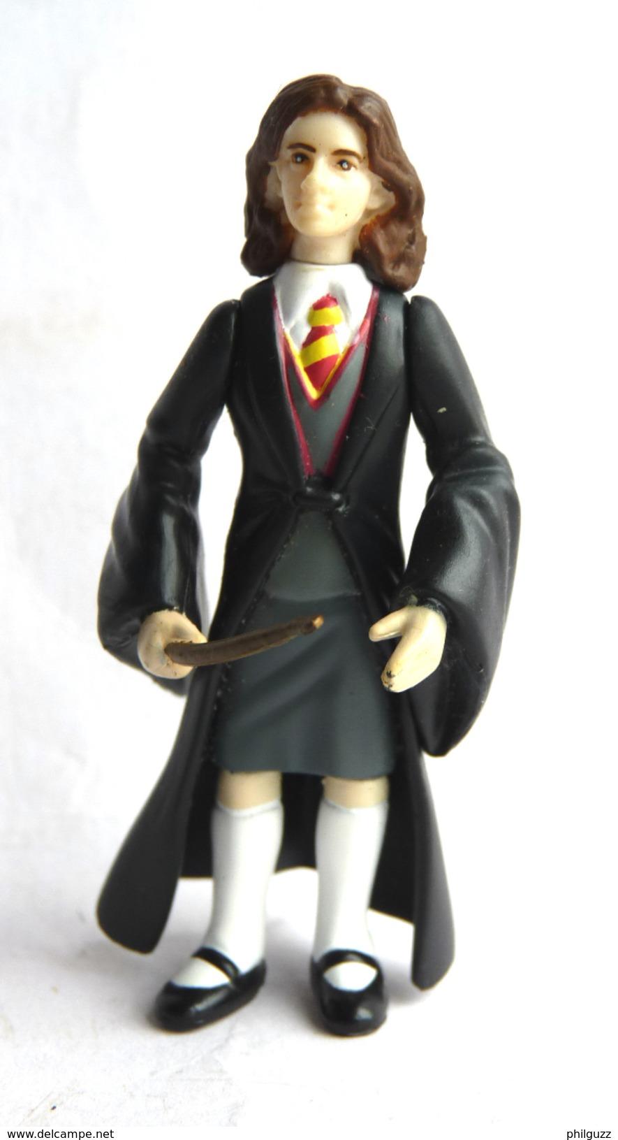 FIGURINE HERMIONE GRANDGER HARRY POTTER 7 Cm Articulé - Harry Potter