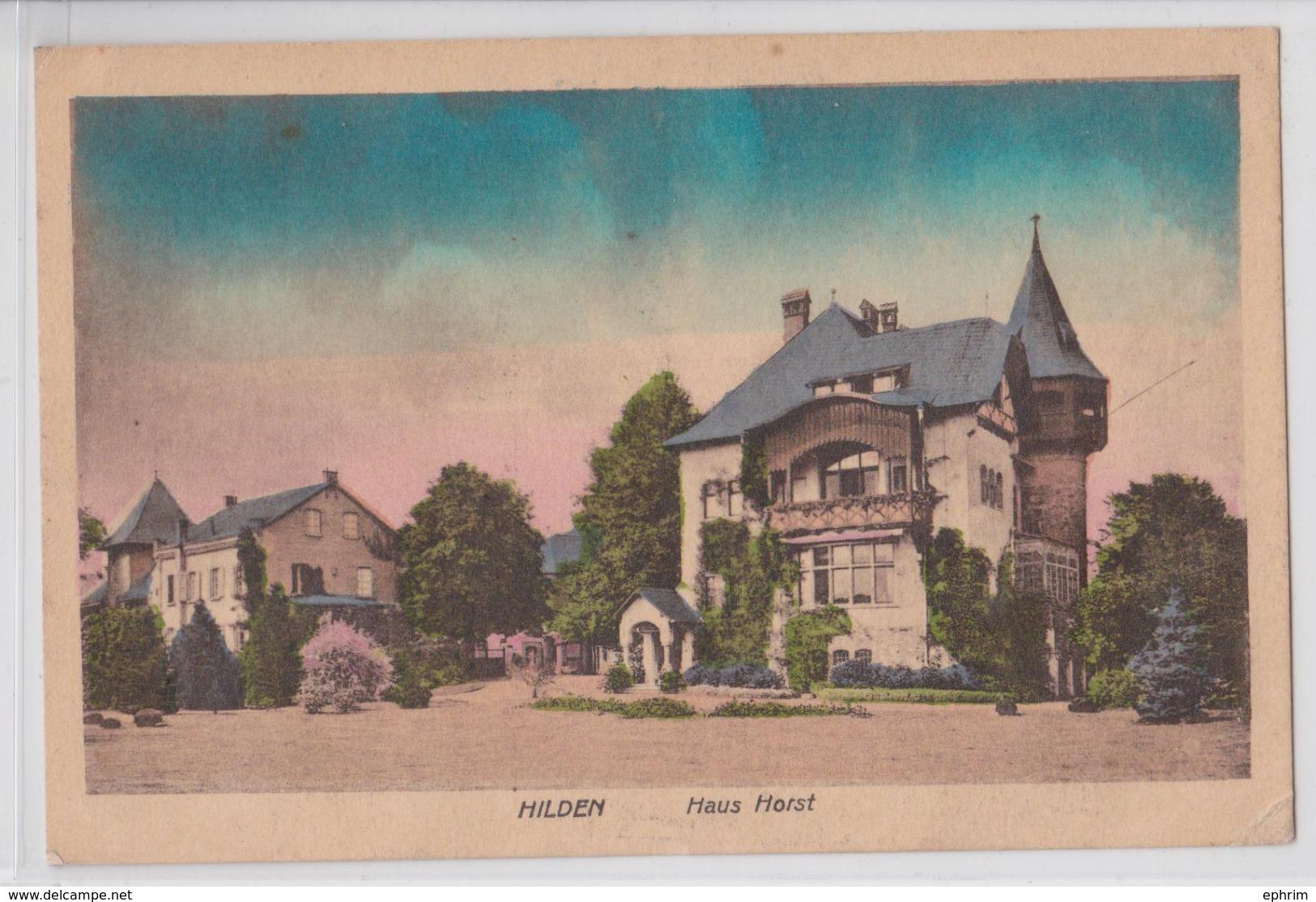 HILDEN - Haus Horst 1919 - Hilden
