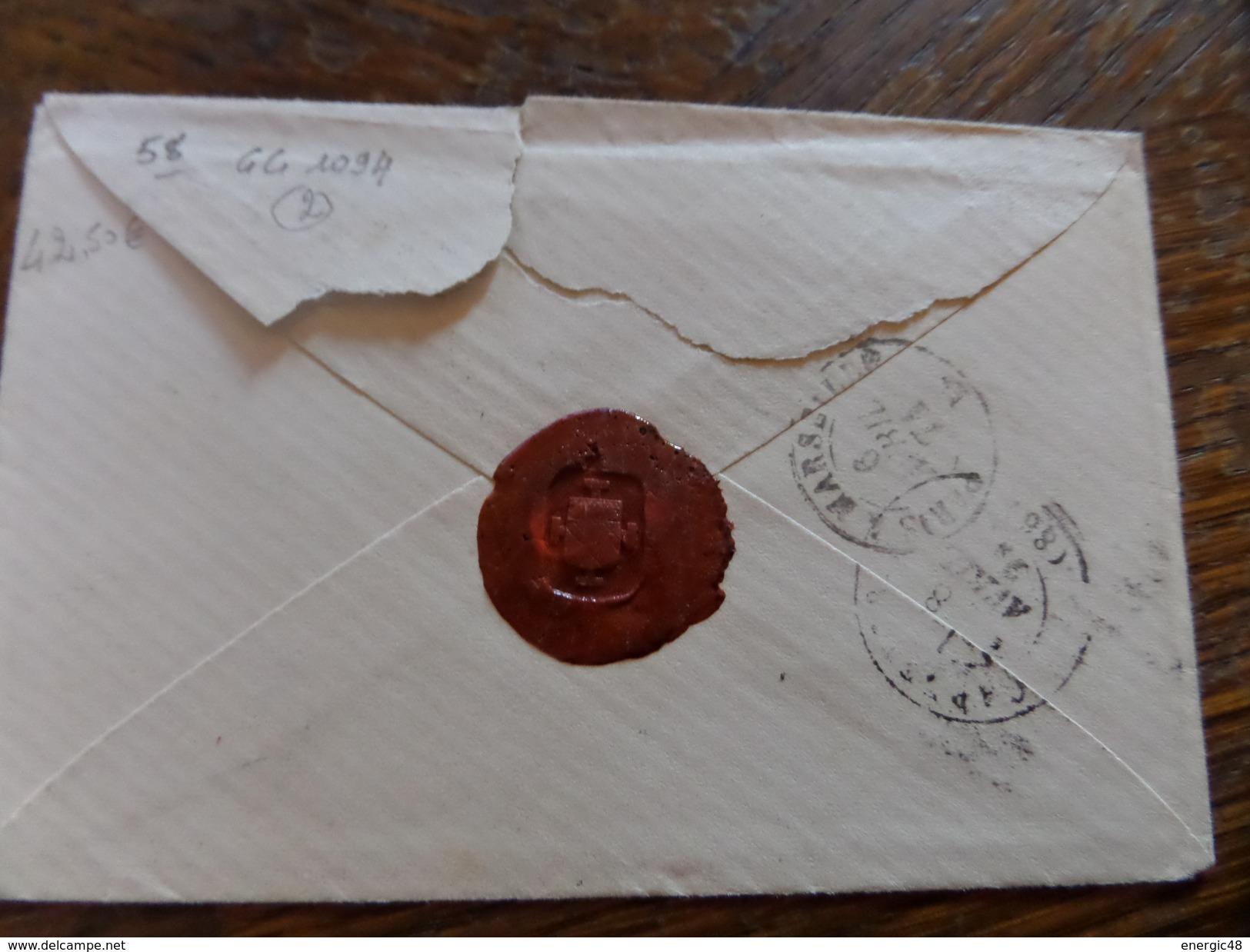 Lot Du 05.04.17_LAC Avec N°45,compiegne,prix Depart 1€!! Nuance Et Planchage Variétés - 1870 Emission De Bordeaux
