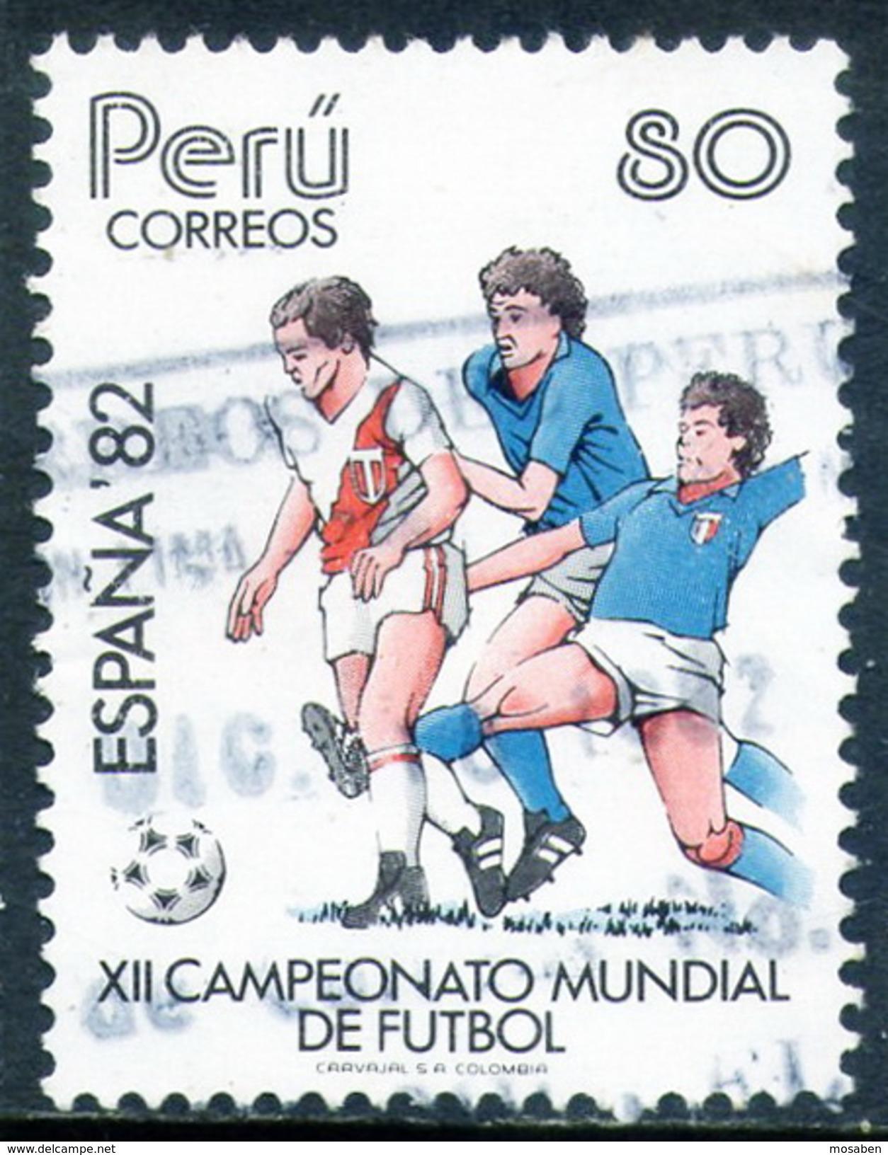 PERÚ-Yv. 735-PER-8350 - Peru