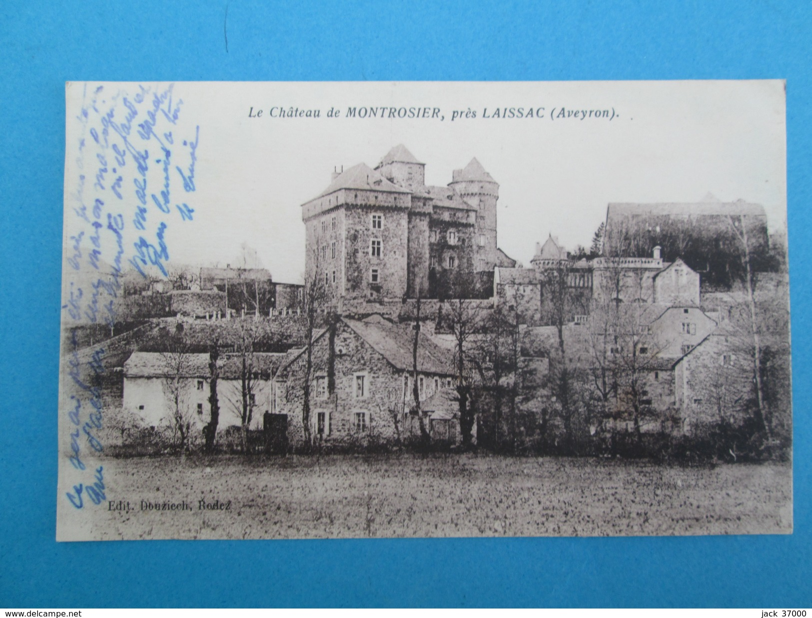 Chateau De MONTROZIER - France