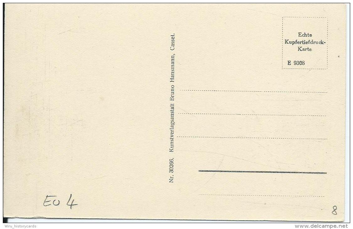 AK 0653  Erfurt - Fischmarkt / Haus Zum Breiten Heerd - Verlag Hansmann Um 1920-30 - Erfurt
