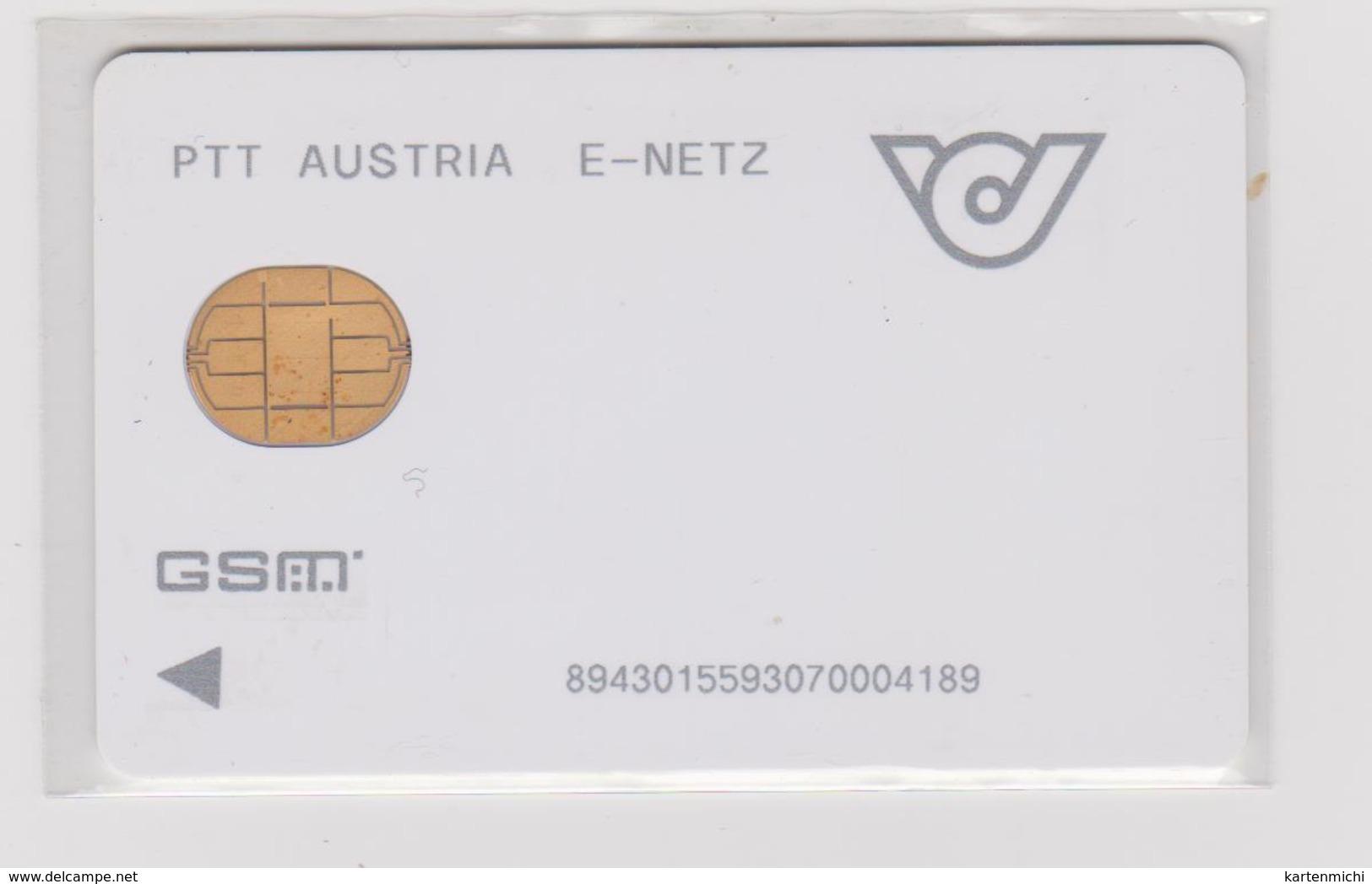 ÖSTERREICH GSM  1993   TESTKARTE - Oesterreich