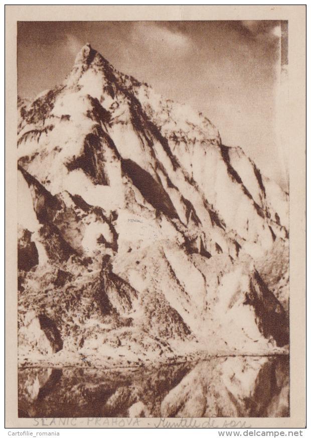 Romania - Slanic Prahova - Muntele De Sare - Salt Mining - Romania