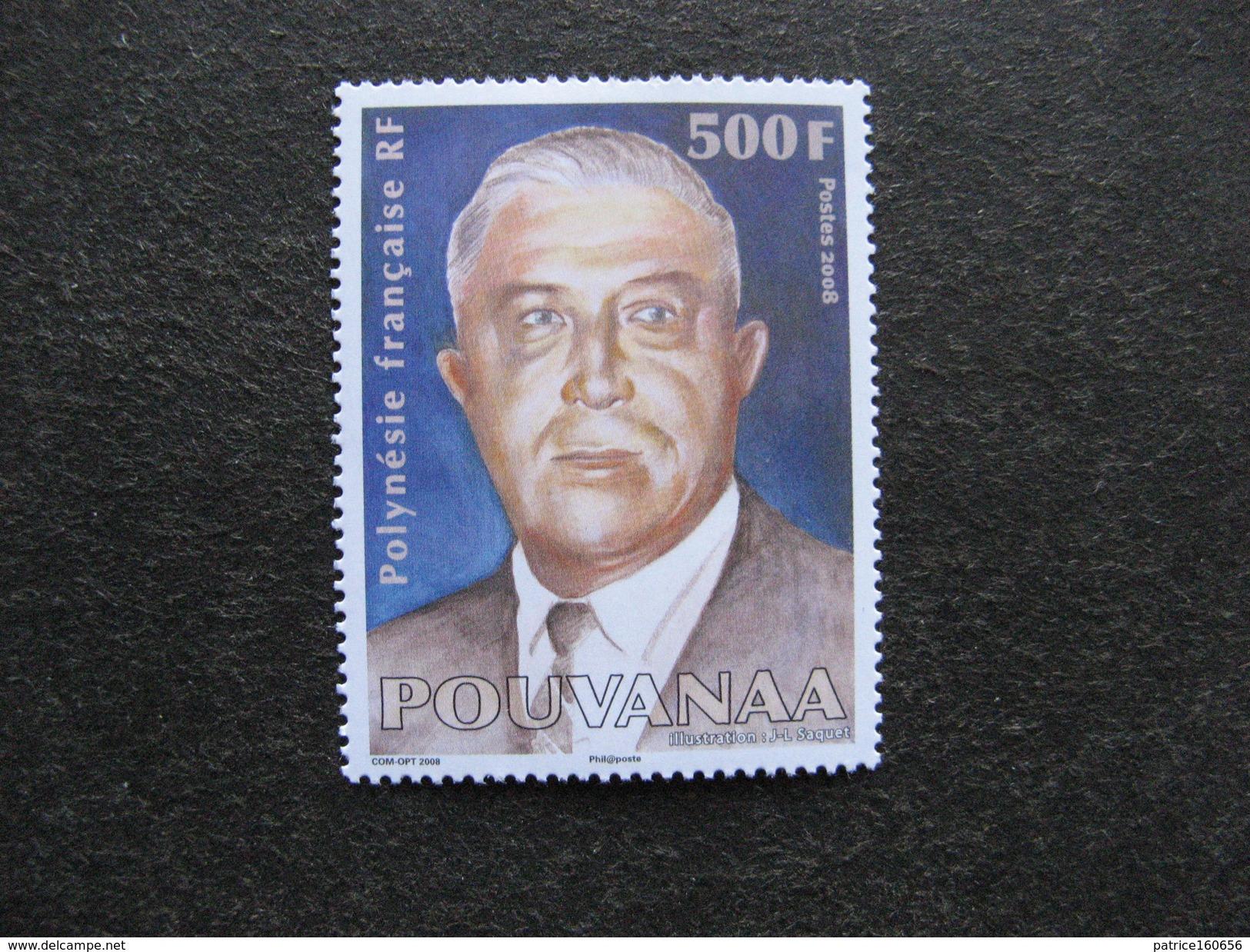 A). Polynésie:  N° 834 , Neuf XX. - Polynésie Française