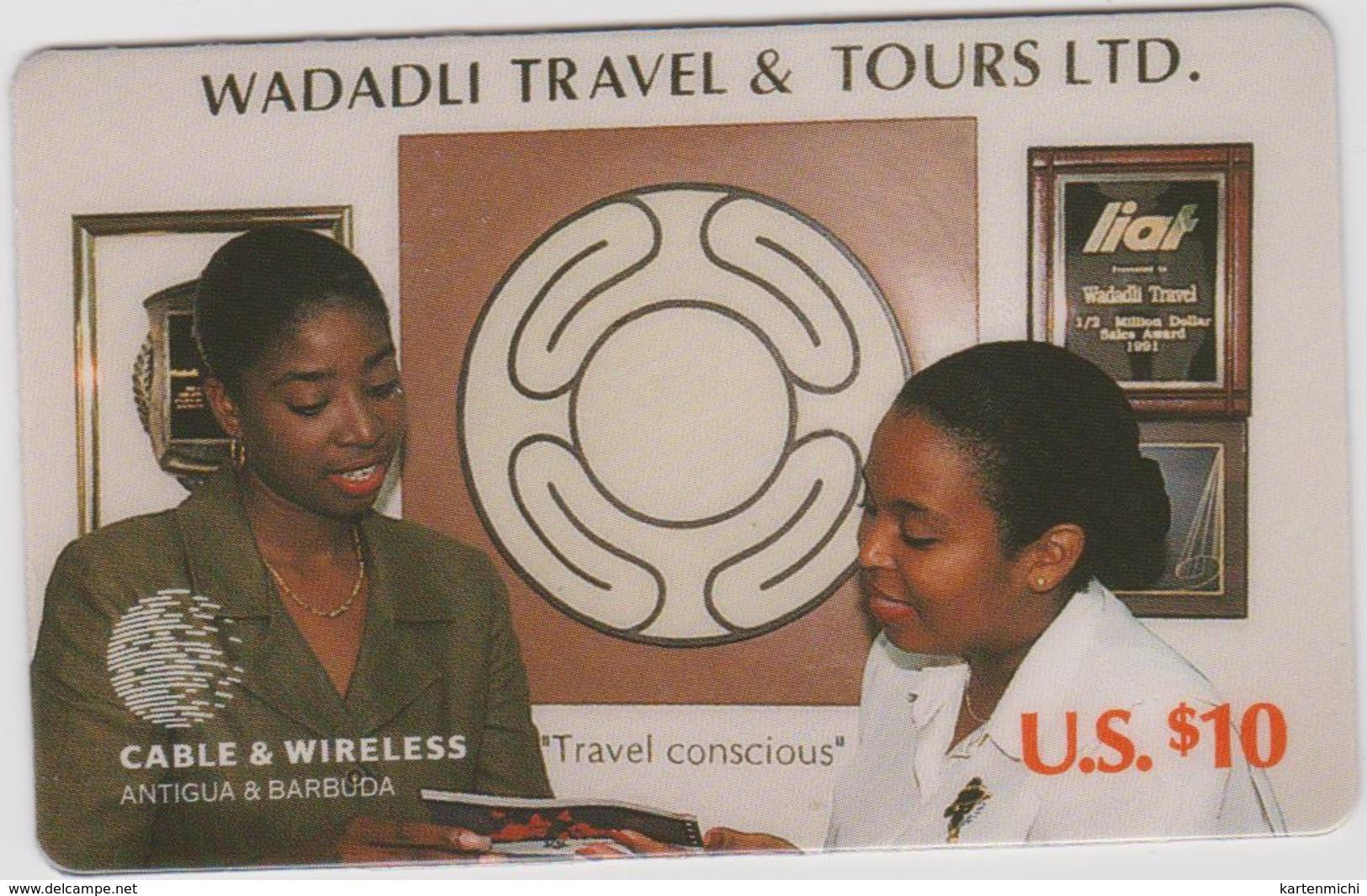 ANTIGUA&BARBUDA  PREPAID - Antigua U. Barbuda