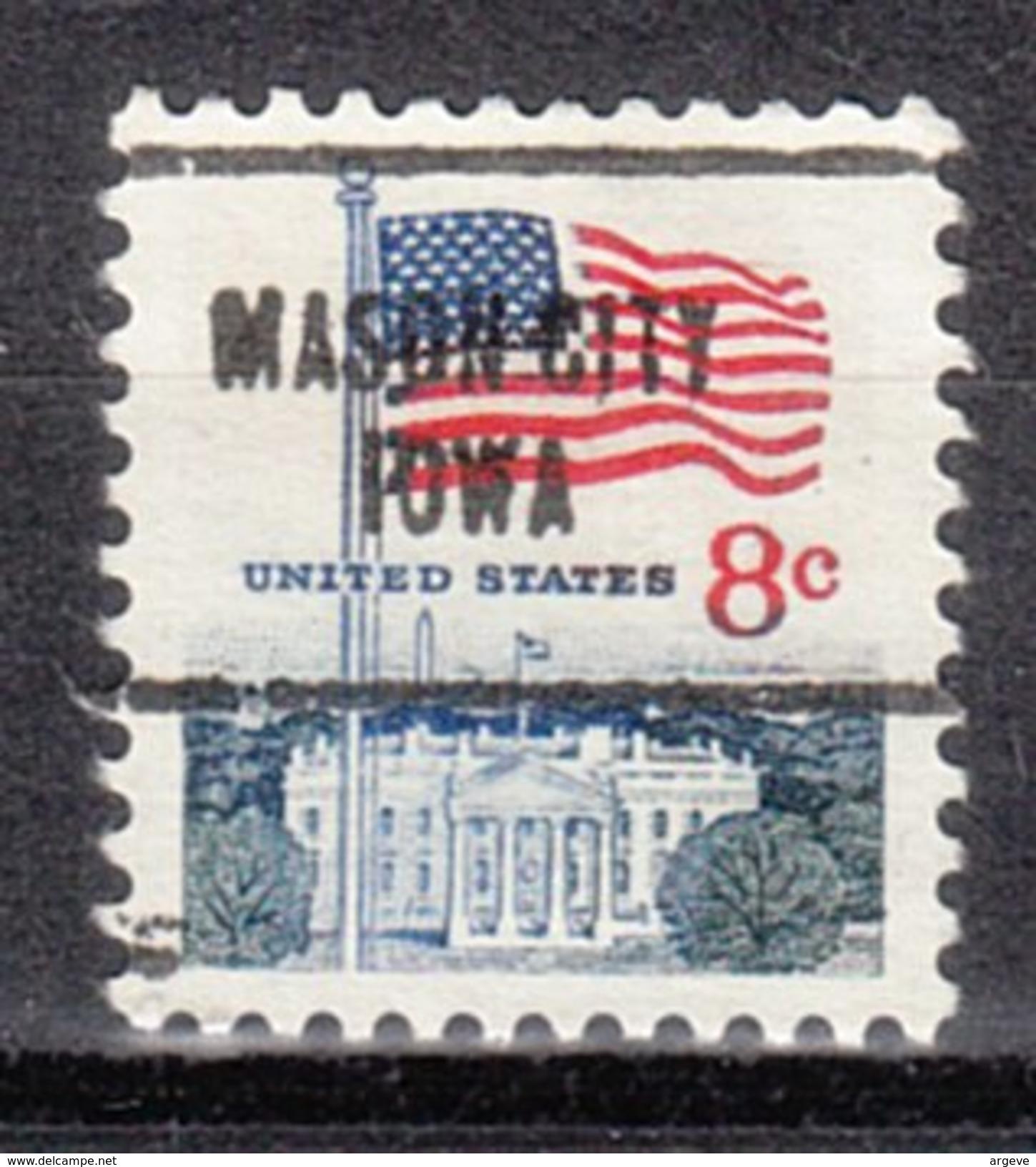 USA Precancel Vorausentwertung Preos Locals Iowa, Mason City 704 - Vereinigte Staaten