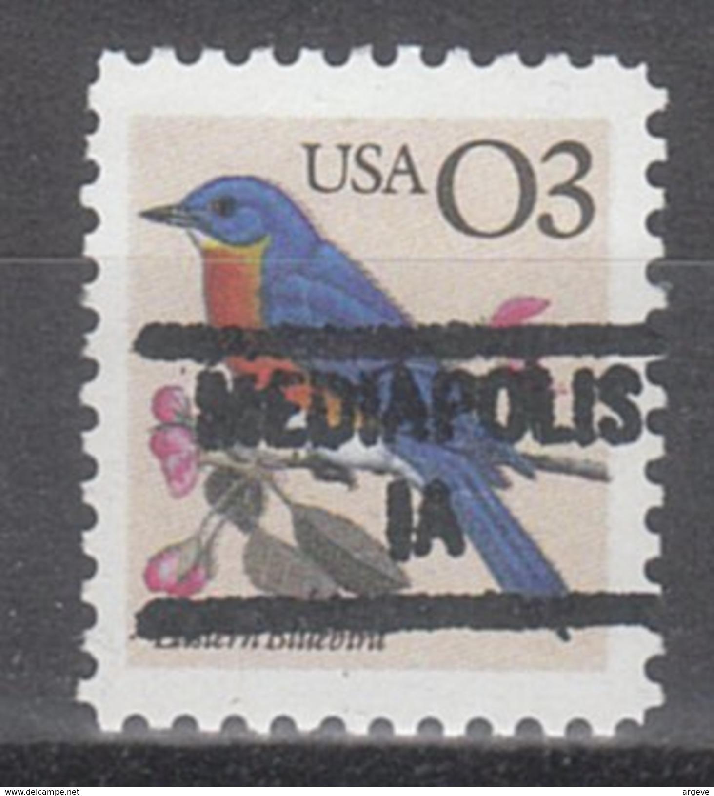 USA Precancel Vorausentwertung Preos Locals Iowa, Mediapolis 841 - Vorausentwertungen