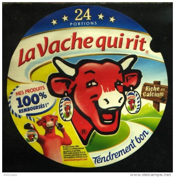 De 2013 - Etiquette LA VACHE QUI RIT - N° L76016903 - - Formaggio