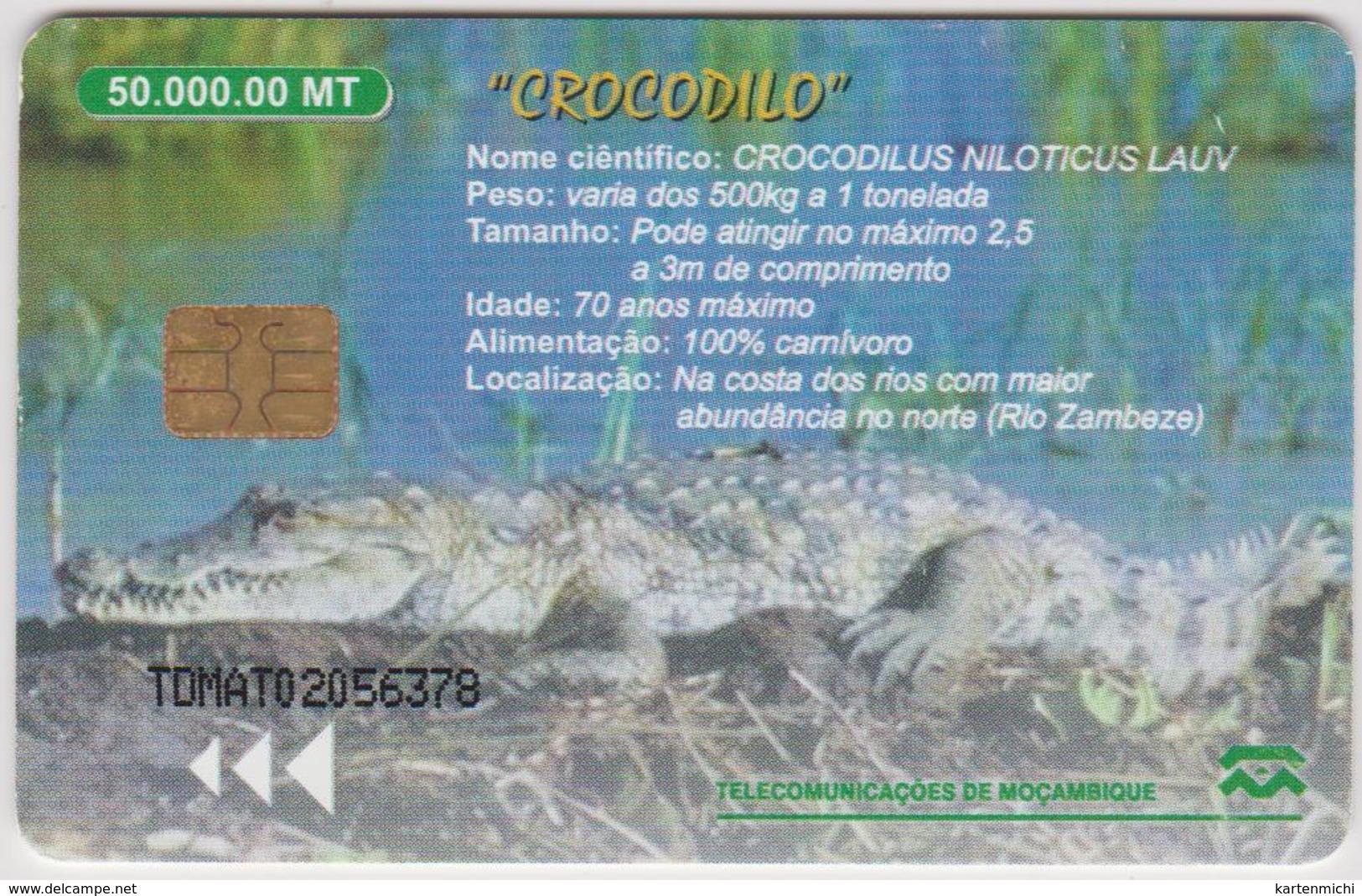 MOCAMBIQUE - Moçambique