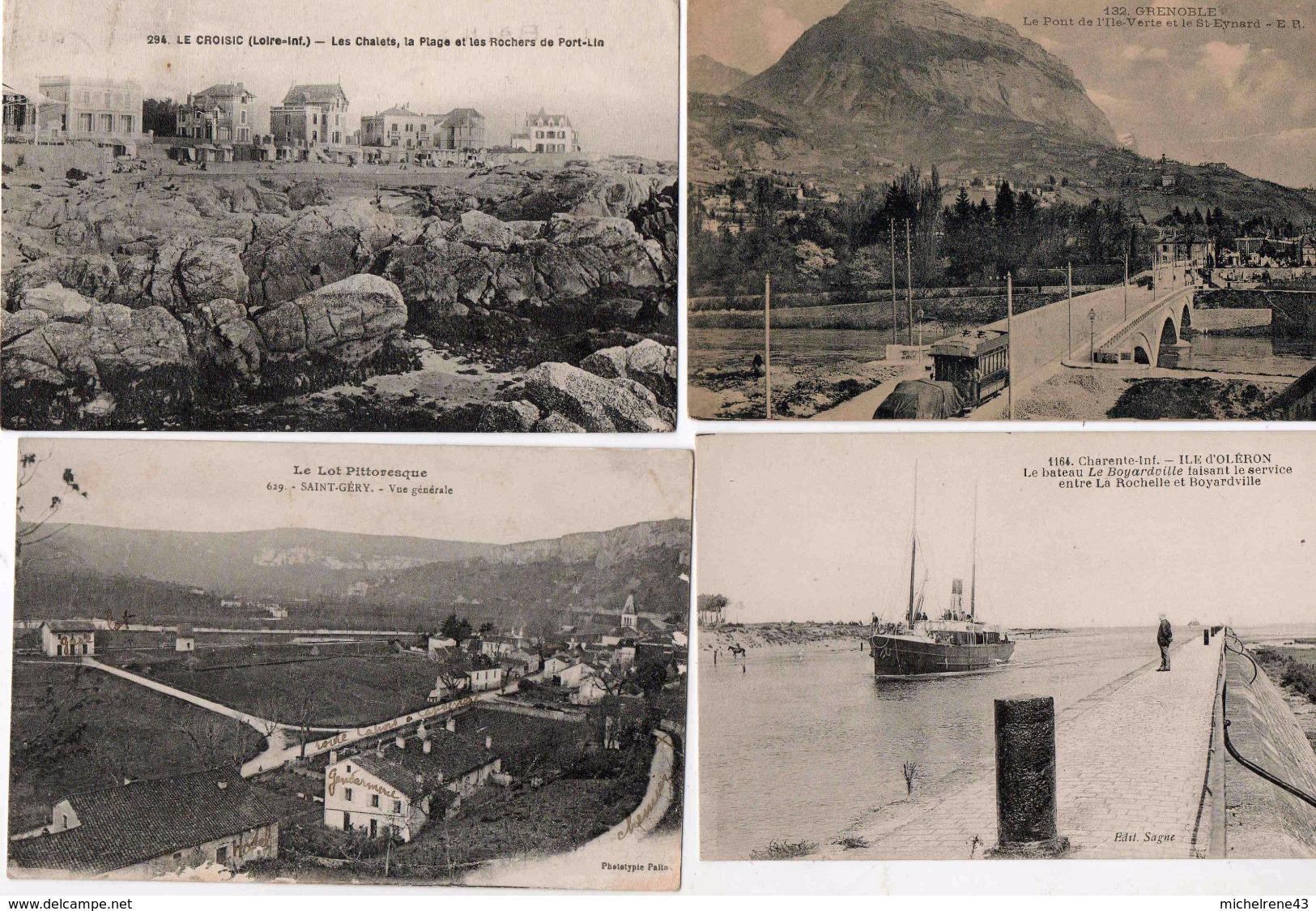 Lot Carte Postale FRANCE - Postcards