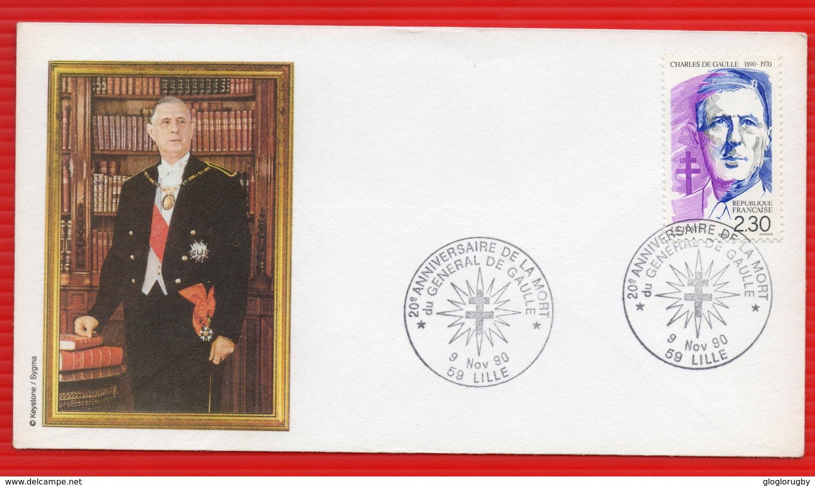 HOMMAGE AU GENERAL DE GAULLE - De Gaulle (Général)