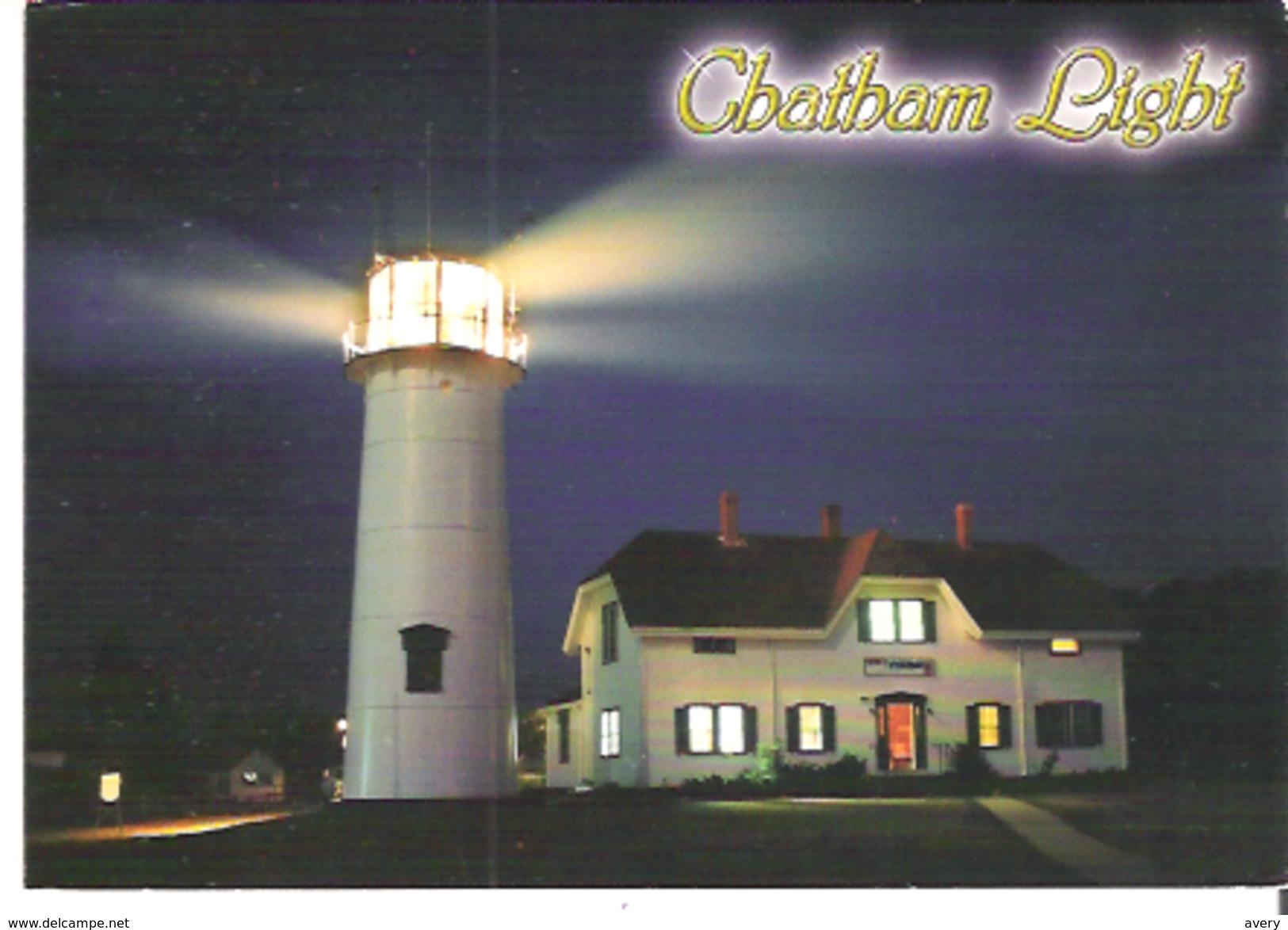 Chatham Light, Chatham Cape Cod, Massachusetts - Cape Cod