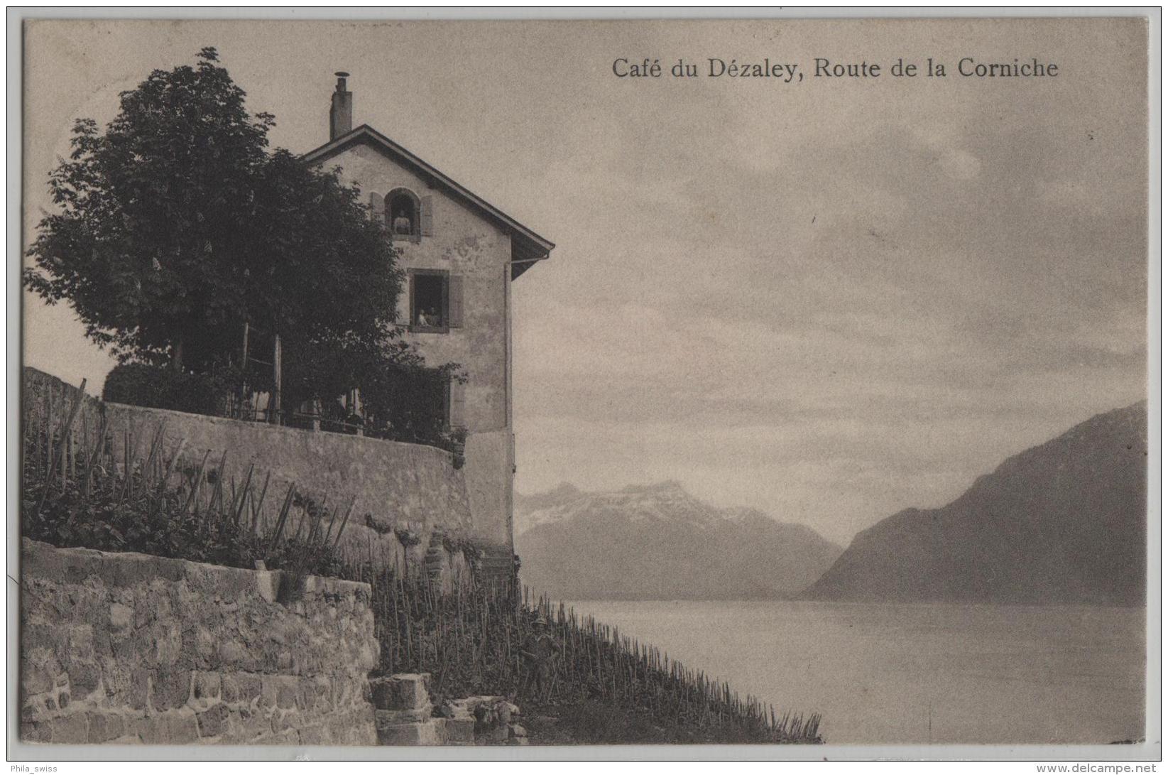 Cafe Du Dezaley, Route De La Corniche - VD Vaud