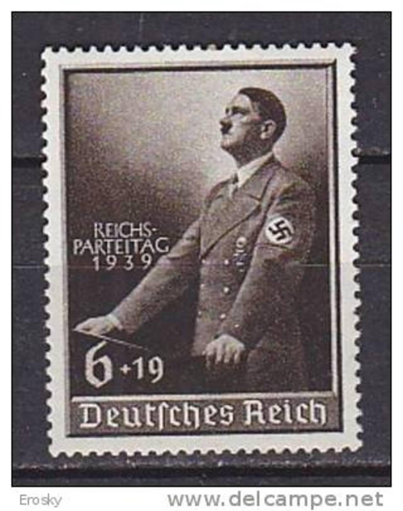 PGL L0084 - DEUTSCES REICH Yv N°636 ** - Germania