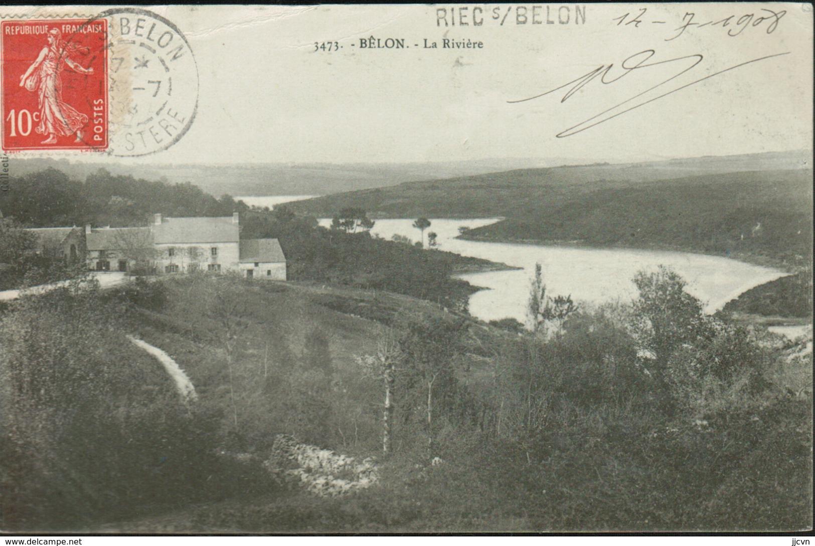 Belon - La Rivière - France