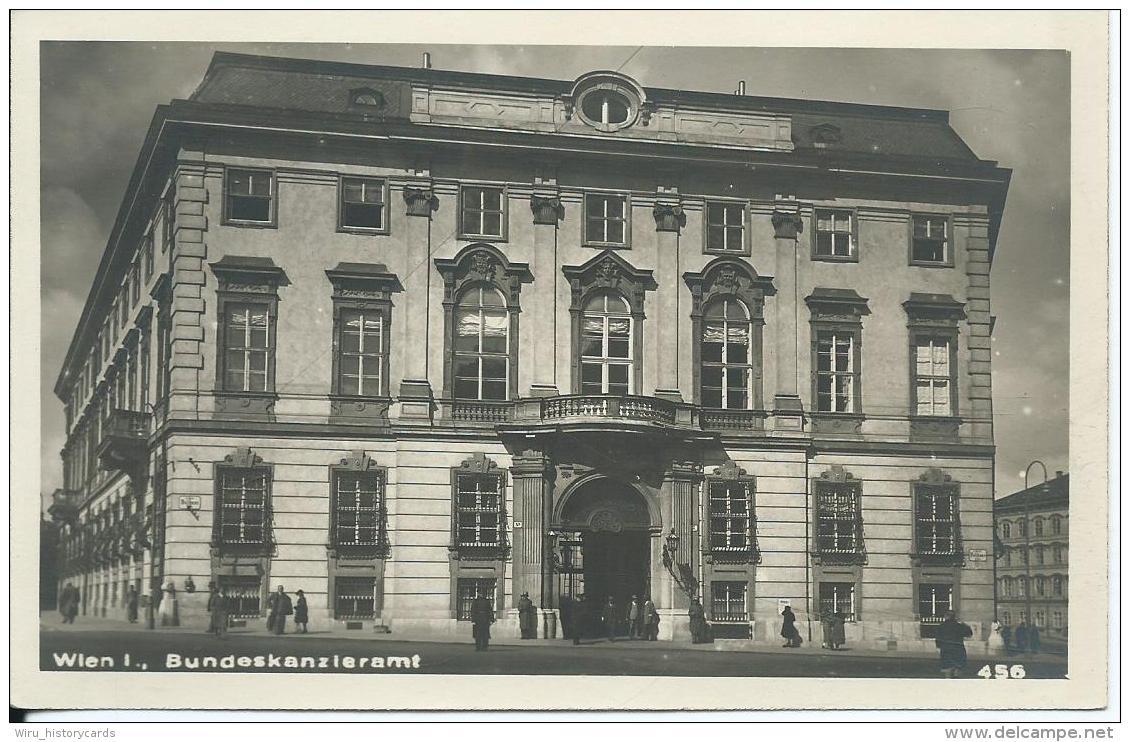 AK 0661  Wien - Bundeskanzleramt Ca. Um 1930 - Wien Mitte