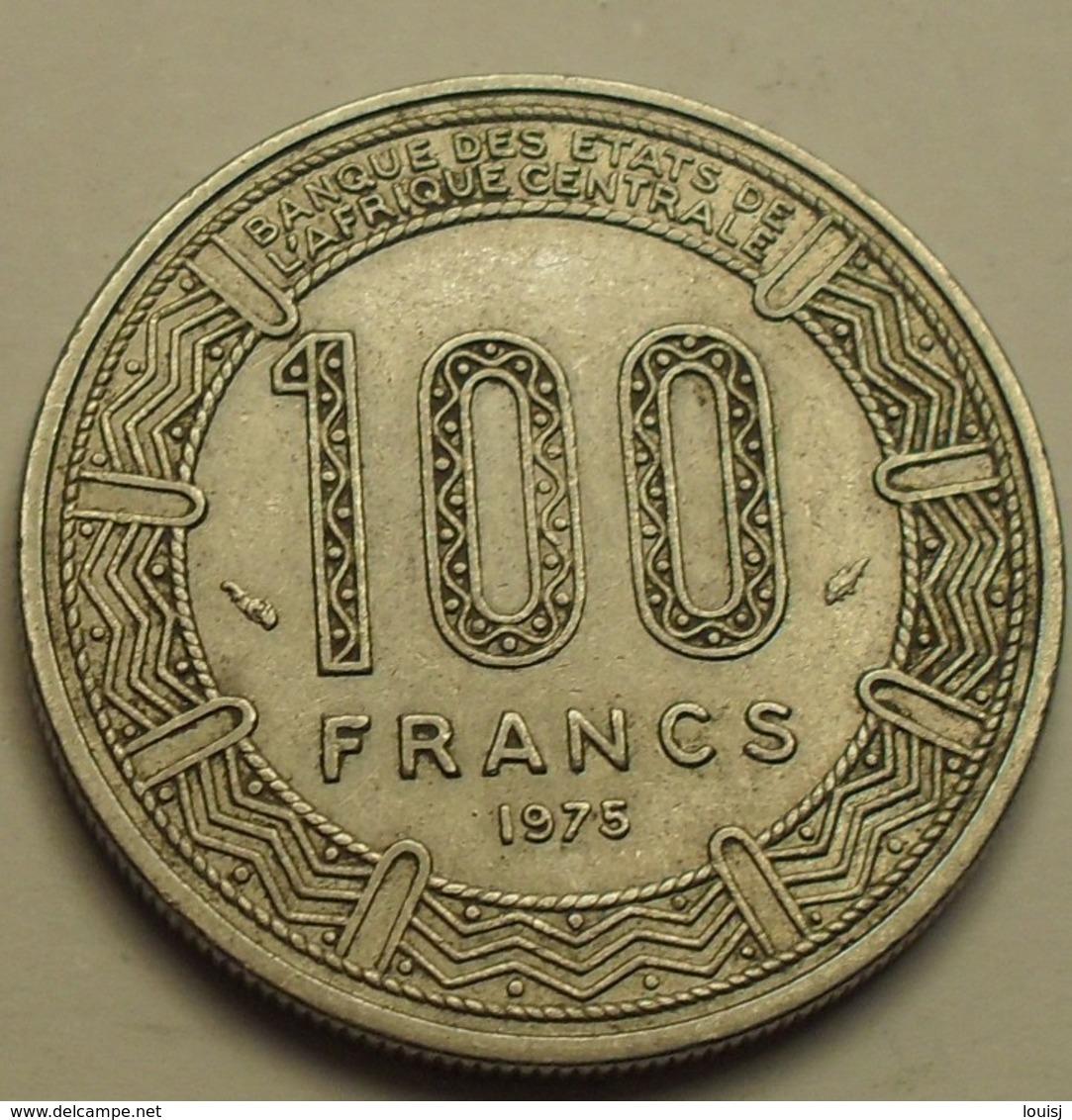 1975 - Congo République - Congo Republic - 100 FRANCS - KM 2 - Congo (République 1960)