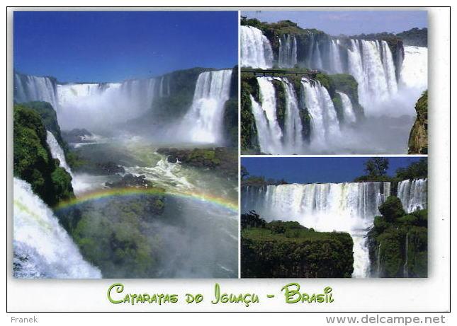 GF376 - Parque Nacional Do IGUACU - Cataratas Do Iguaçu - Brésil