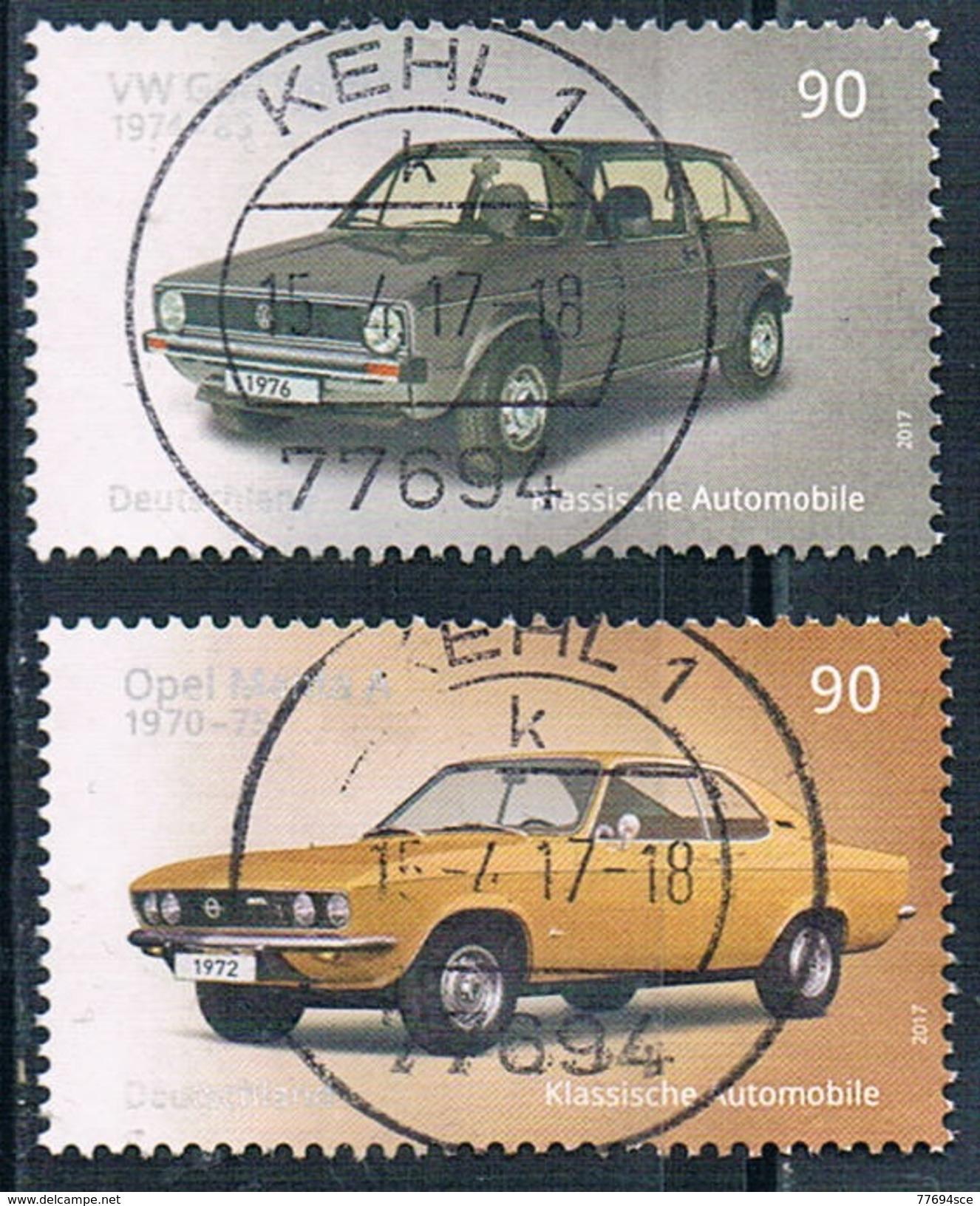 2017  Klassische Automobile  (Satz) - [7] Federal Republic