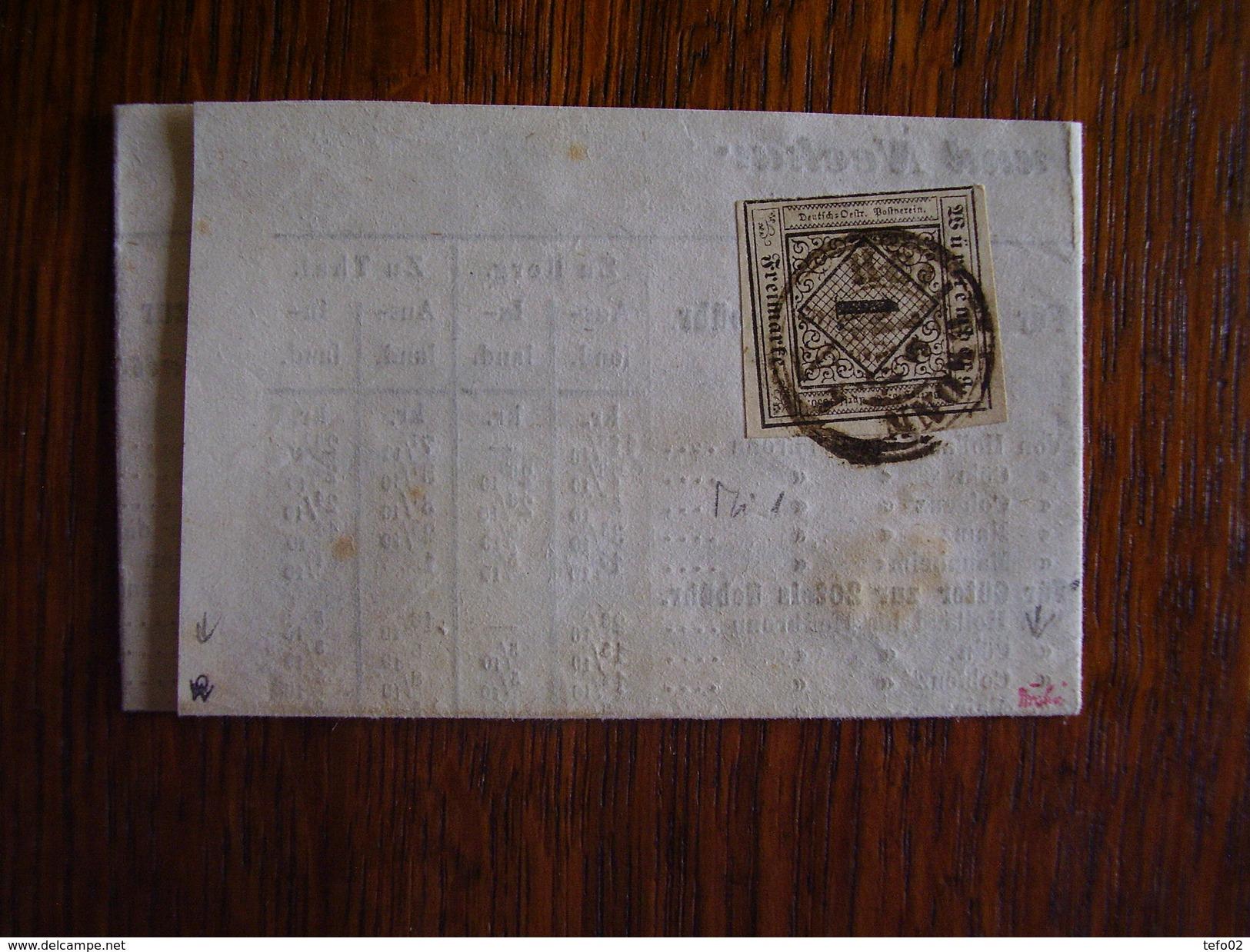 Antichi Stati Tedeschi. Importante Insieme Di Corrispondenze. Descrizione. 67 Foto - Allemagne